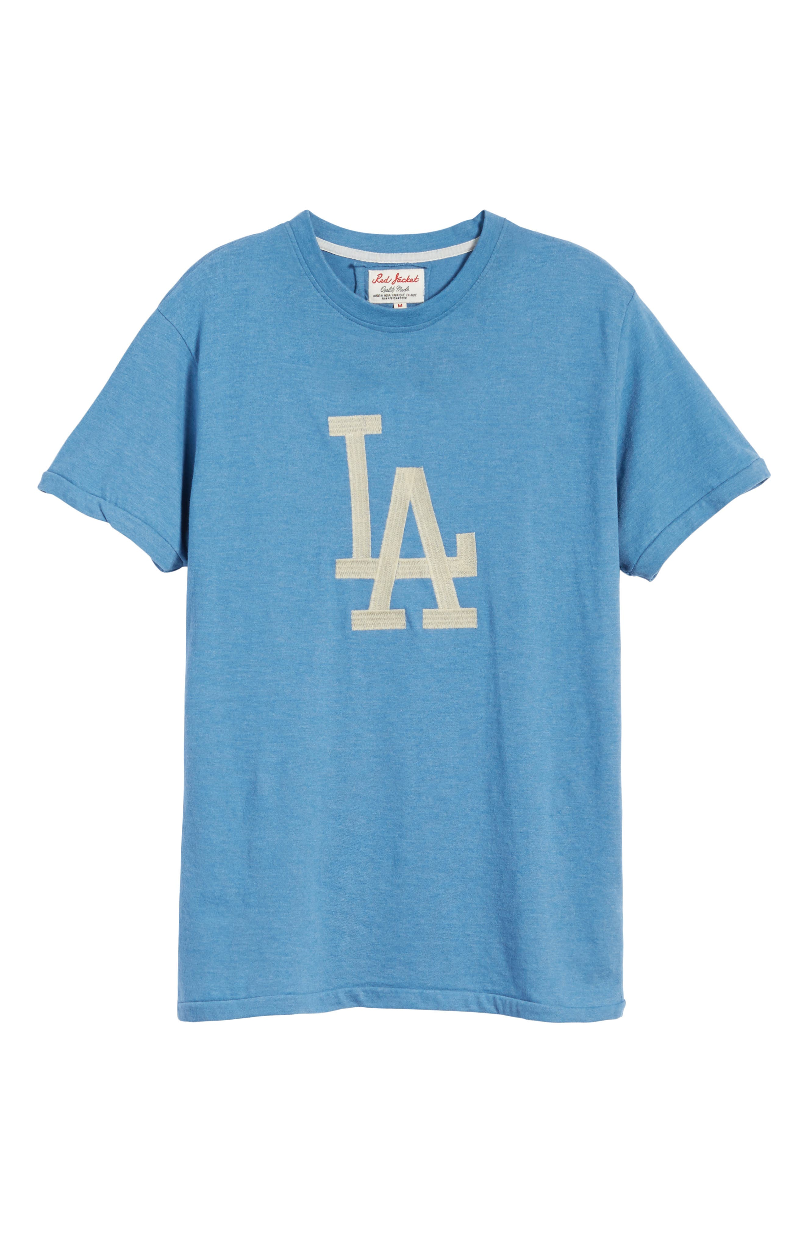 Hillwood Los Angeles Dodgers T-Shirt,                             Alternate thumbnail 6, color,                             464
