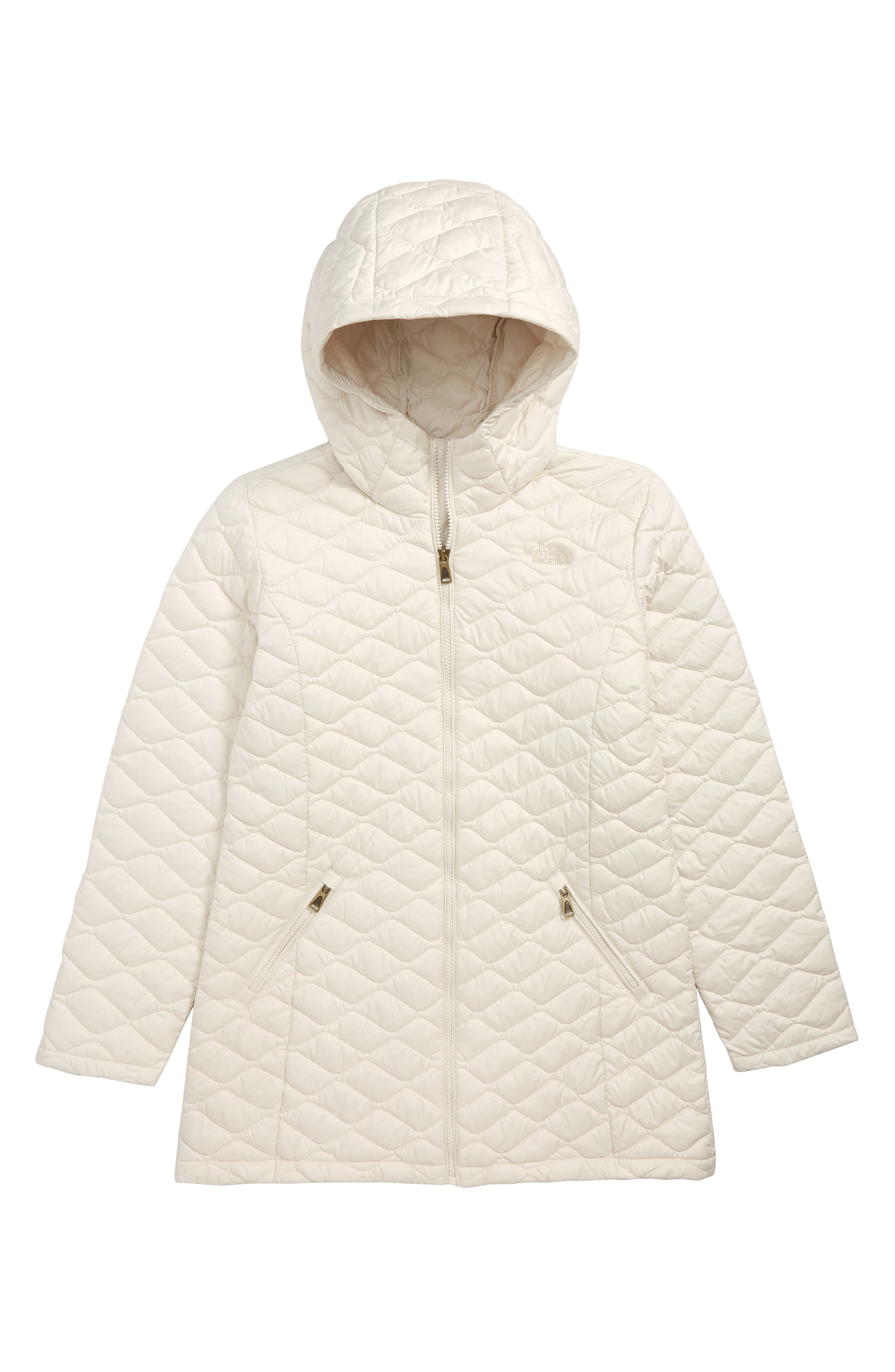 ThermoBall<sup>™</sup> PrimaLoft<sup>®</sup> Quilted Parka,                             Main thumbnail 1, color,                             VINTAGE WHITE