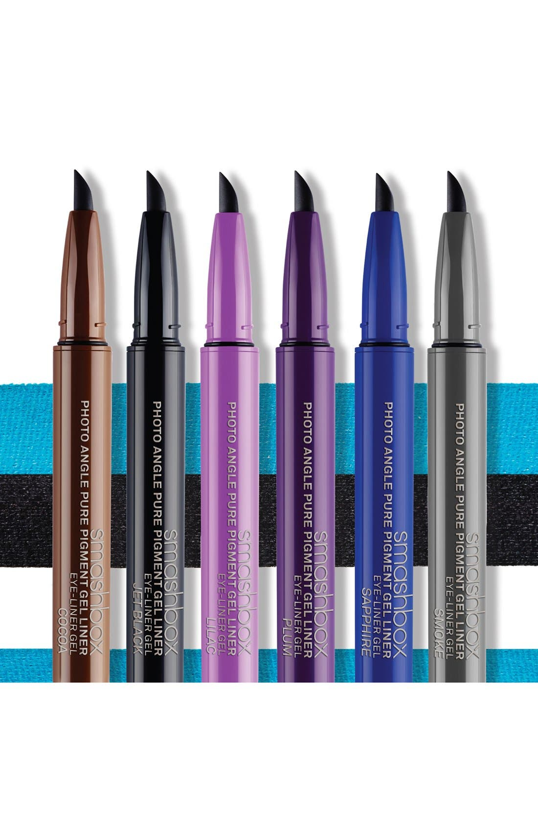 Photo Angle Pure Pigment Gel Liner,                             Alternate thumbnail 3, color,                             001