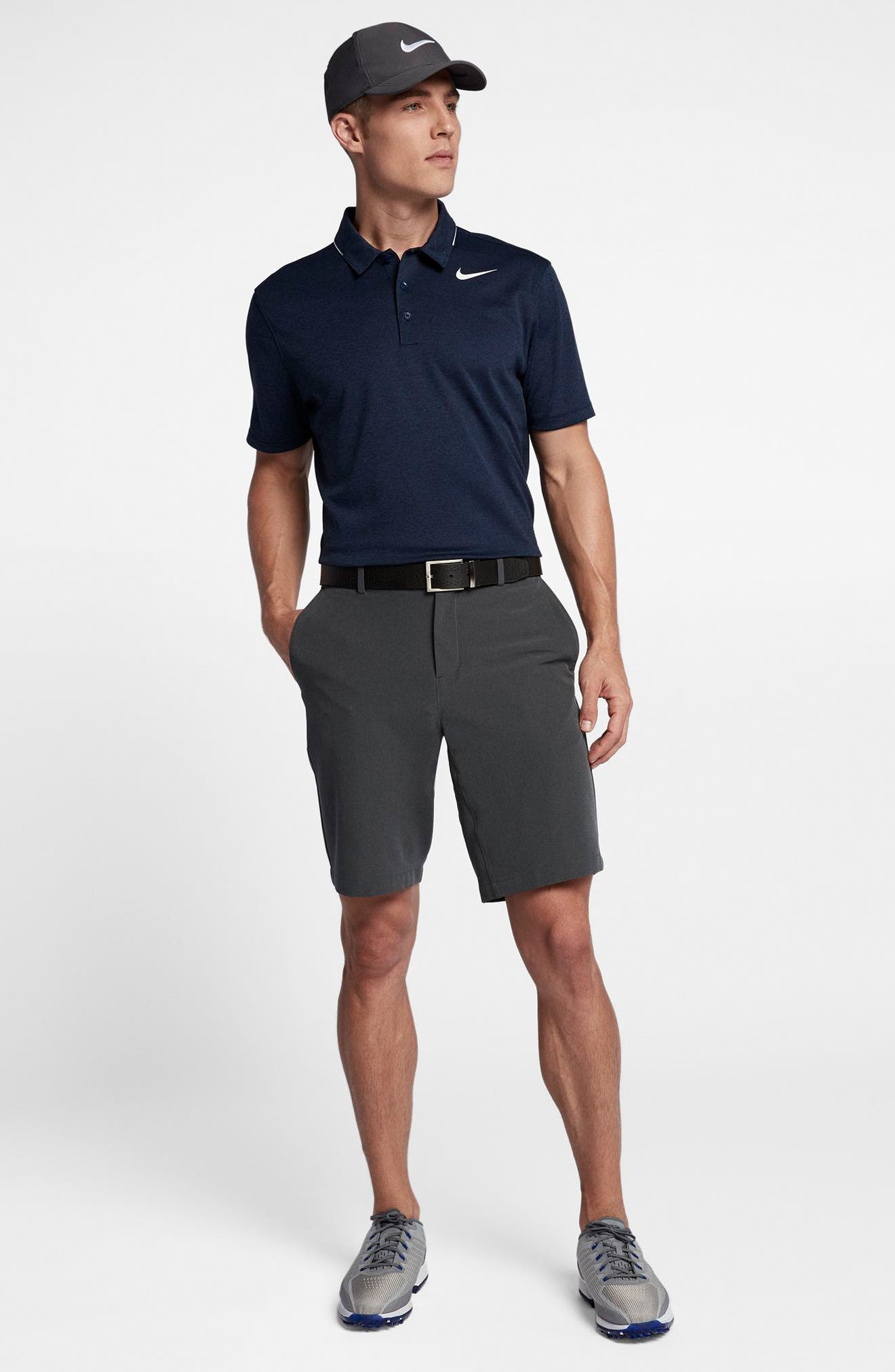Hybrid Flex Golf Shorts,                             Alternate thumbnail 7, color,                             071