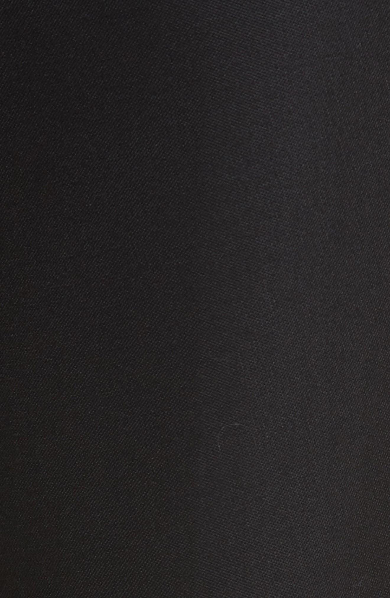 Classic Slim Fit Trousers,                             Alternate thumbnail 5, color,                             400