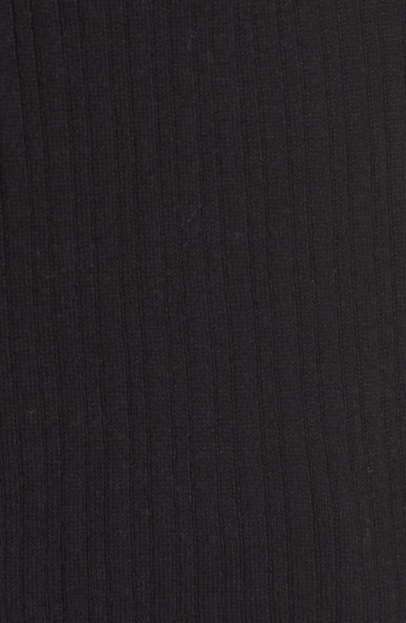Crewneck Variegated Rib-Knit Sweater,                             Alternate thumbnail 13, color,