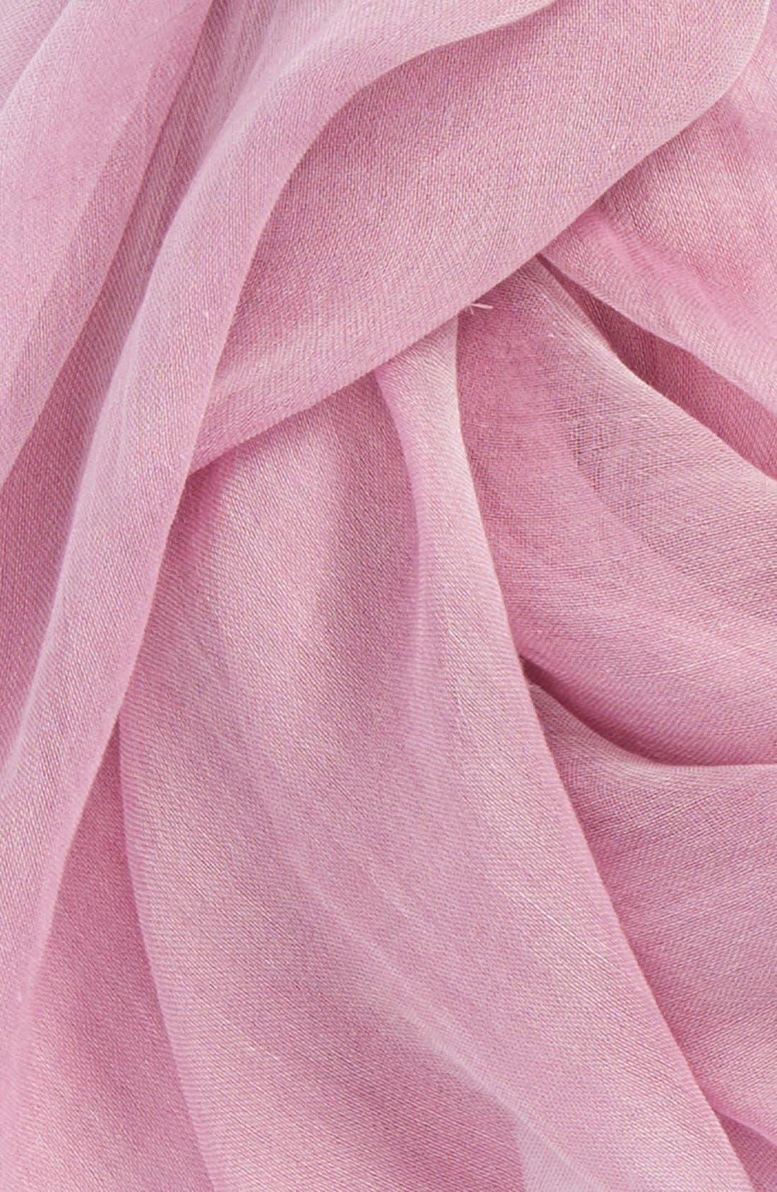 Modal Silk Blend Scarf,                             Alternate thumbnail 60, color,