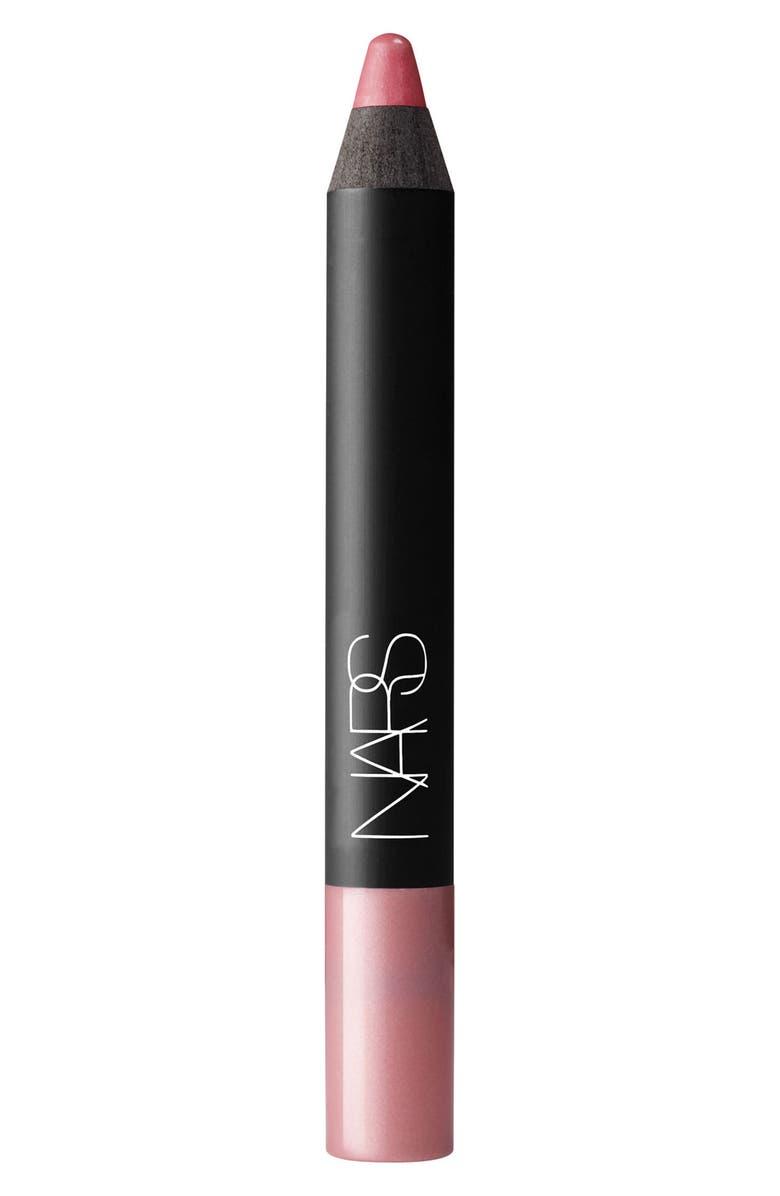 Velvet Matte Swatches: NARS Velvet Matte Lipstick Pencil