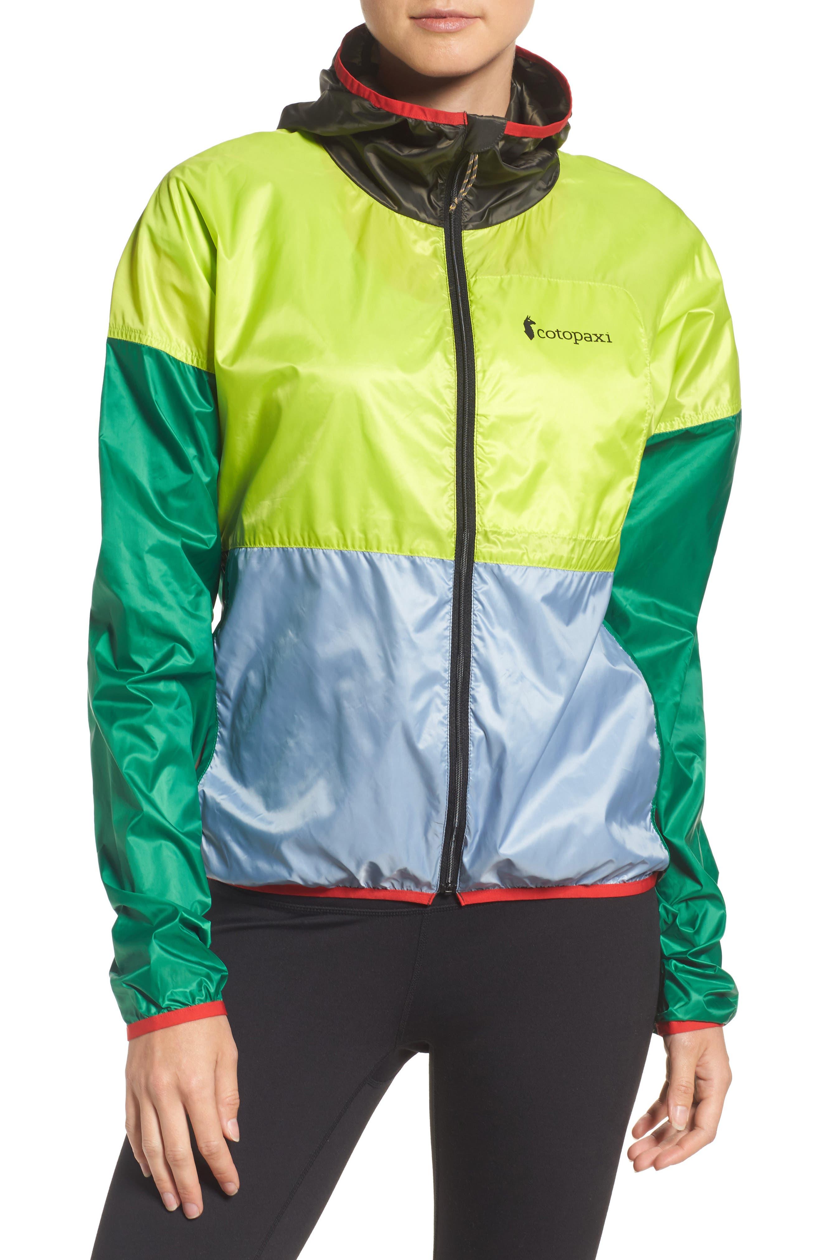 Teca Packable Water Resistant Windbreaker Jacket,                             Main thumbnail 6, color,