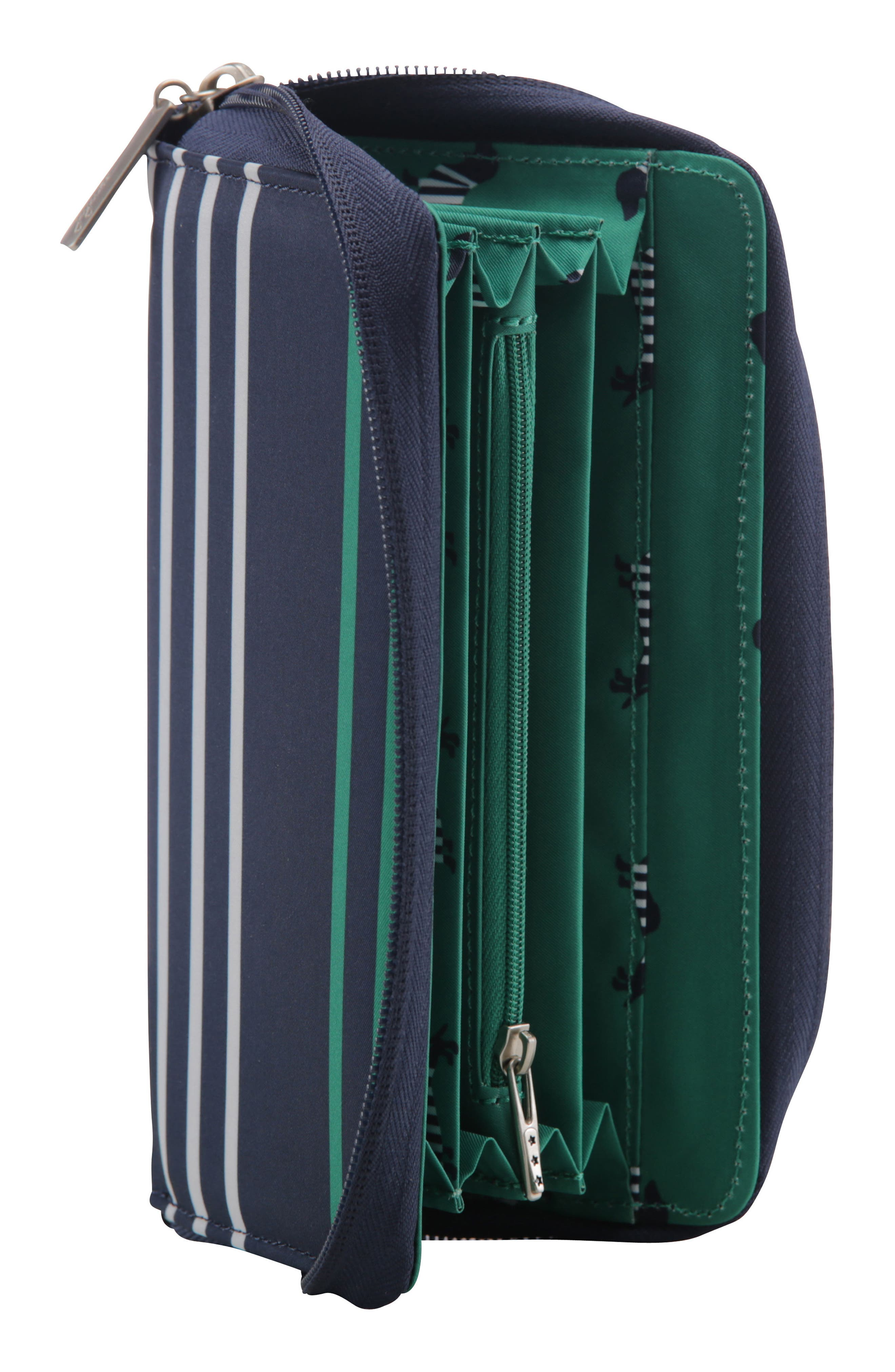 Be Spendy - Coastal Collection Clutch Wallet,                             Alternate thumbnail 3, color,                             PROVIDENCE