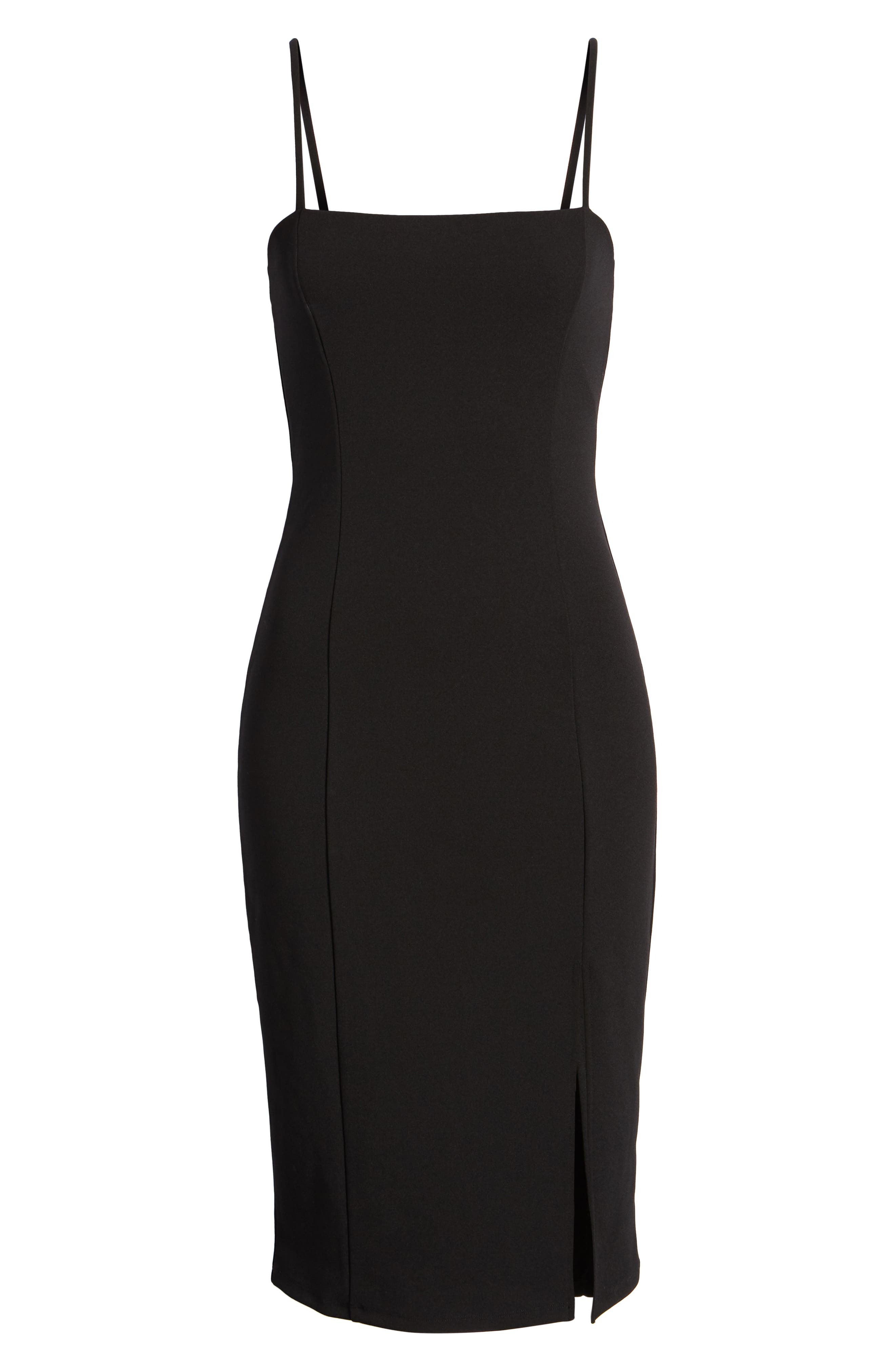 Sheath Dress,                             Alternate thumbnail 7, color,                             001