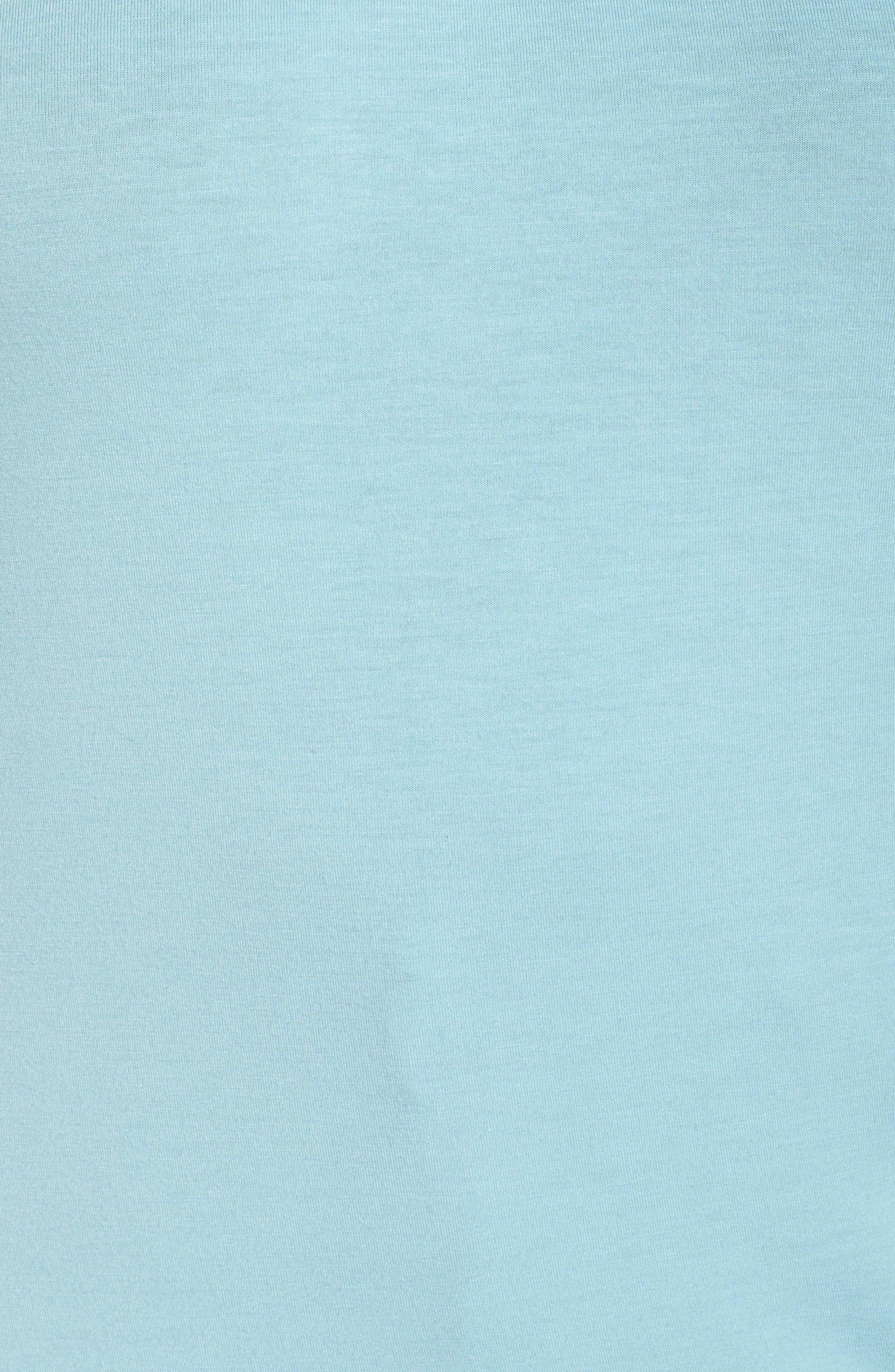 Sweetheart Neck Long Sleeve Tee,                             Alternate thumbnail 31, color,