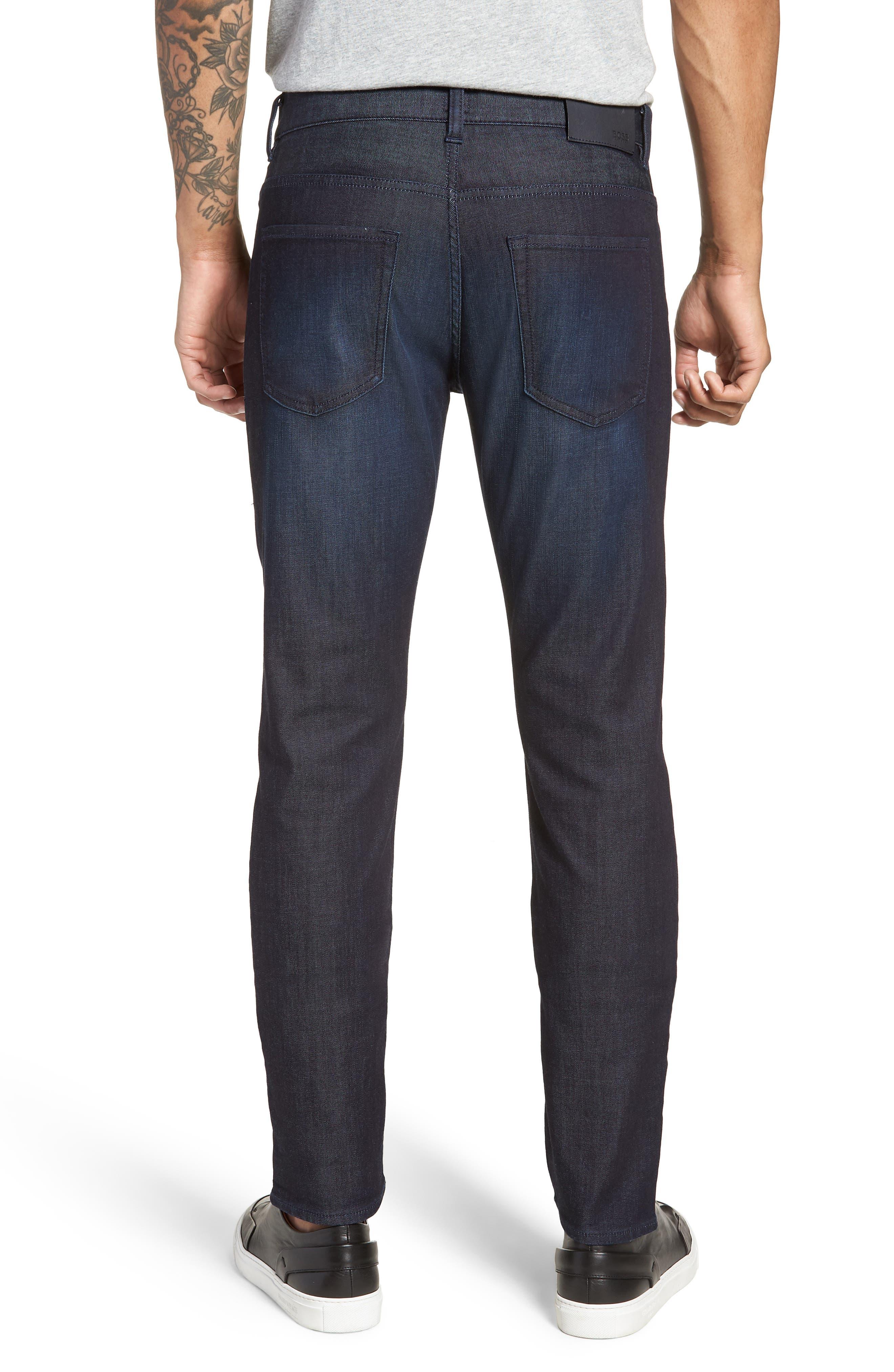 Delaware Slim Fit Jeans,                             Alternate thumbnail 2, color,
