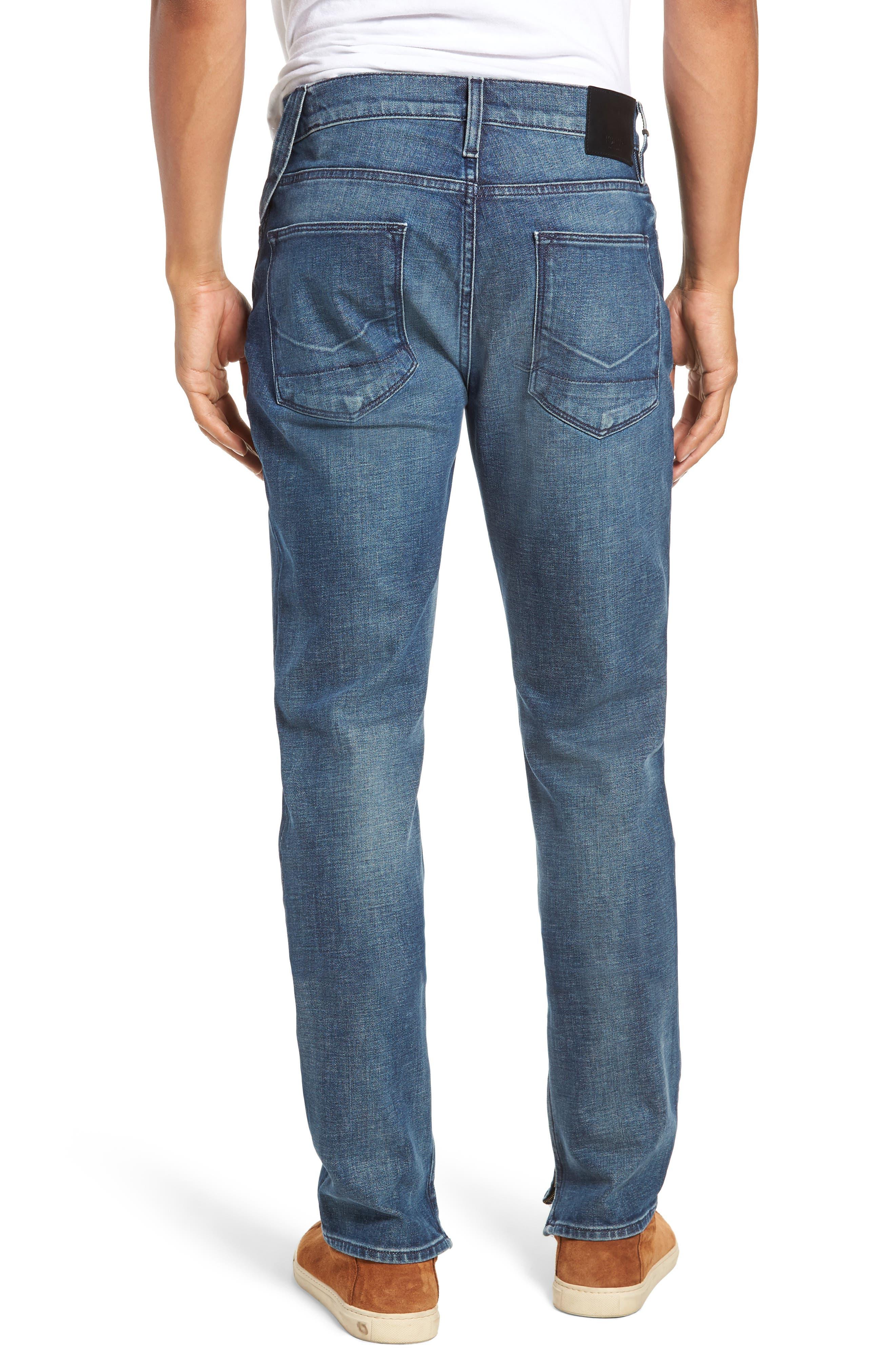 HUDSON JEANS,                             Vaughn Biker Skinny Fit Jeans,                             Alternate thumbnail 2, color,                             422