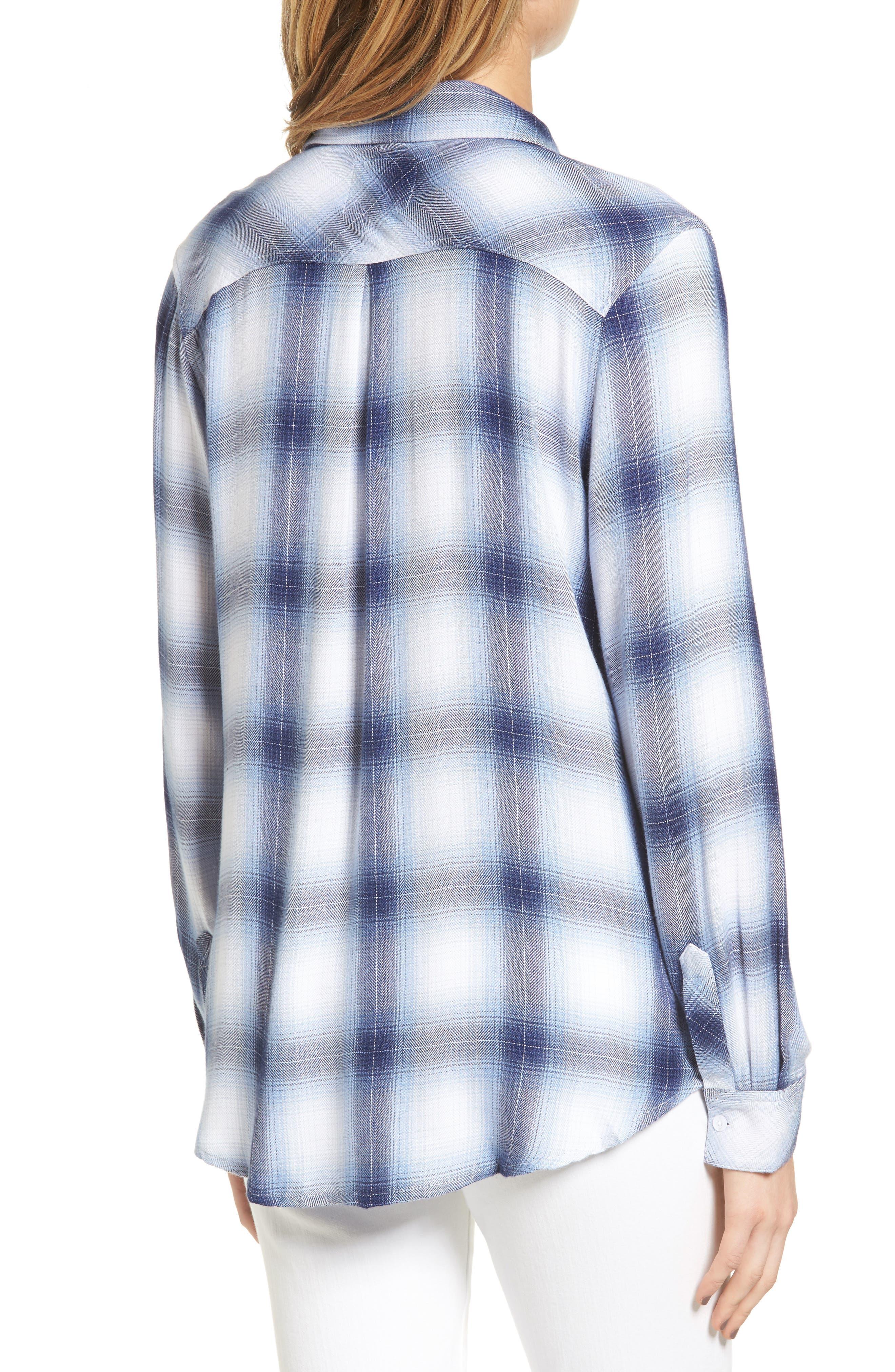 Hunter Plaid Shirt,                             Alternate thumbnail 261, color,