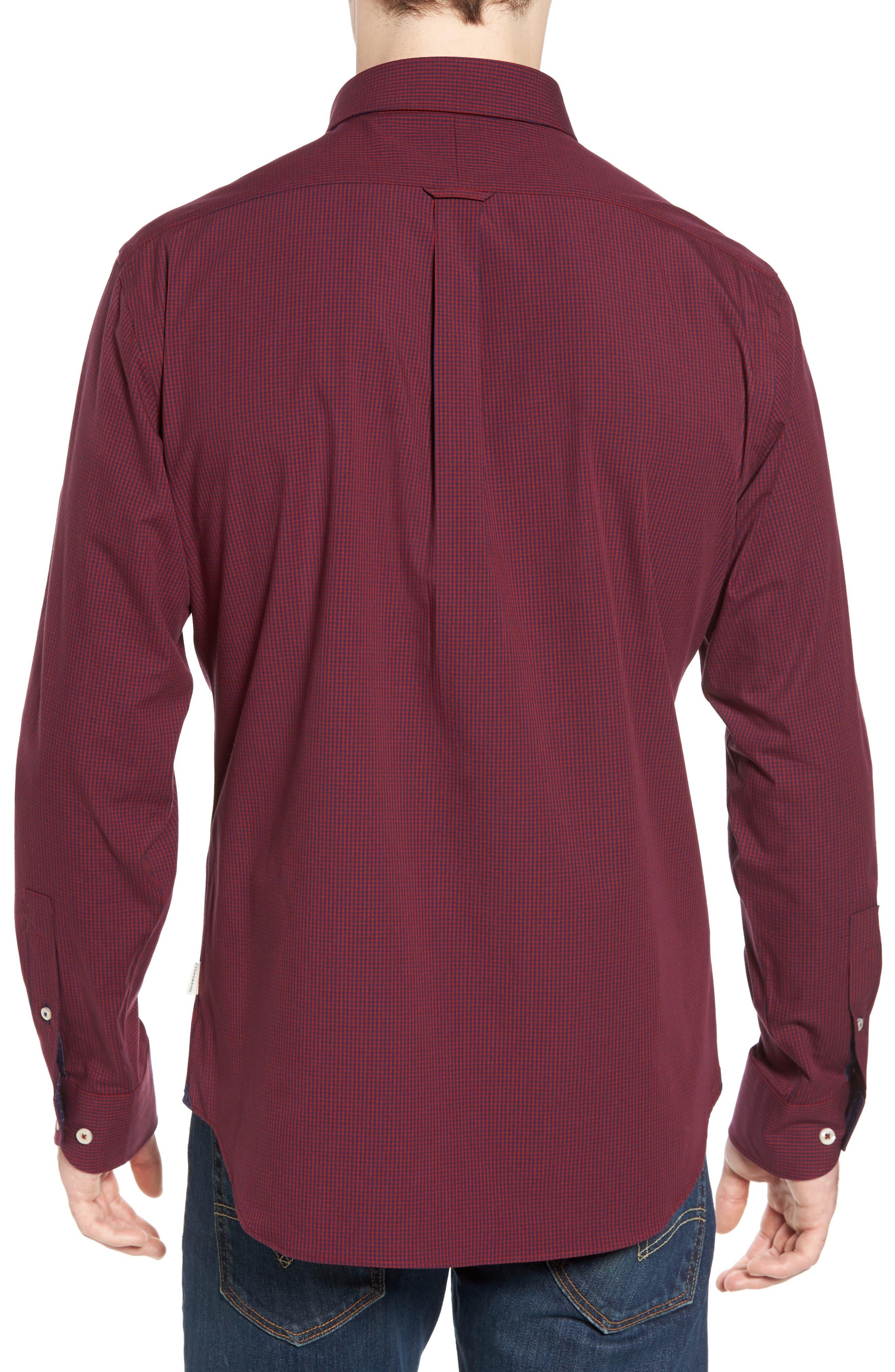 Oracle Woven Shirt,                             Alternate thumbnail 2, color,                             600