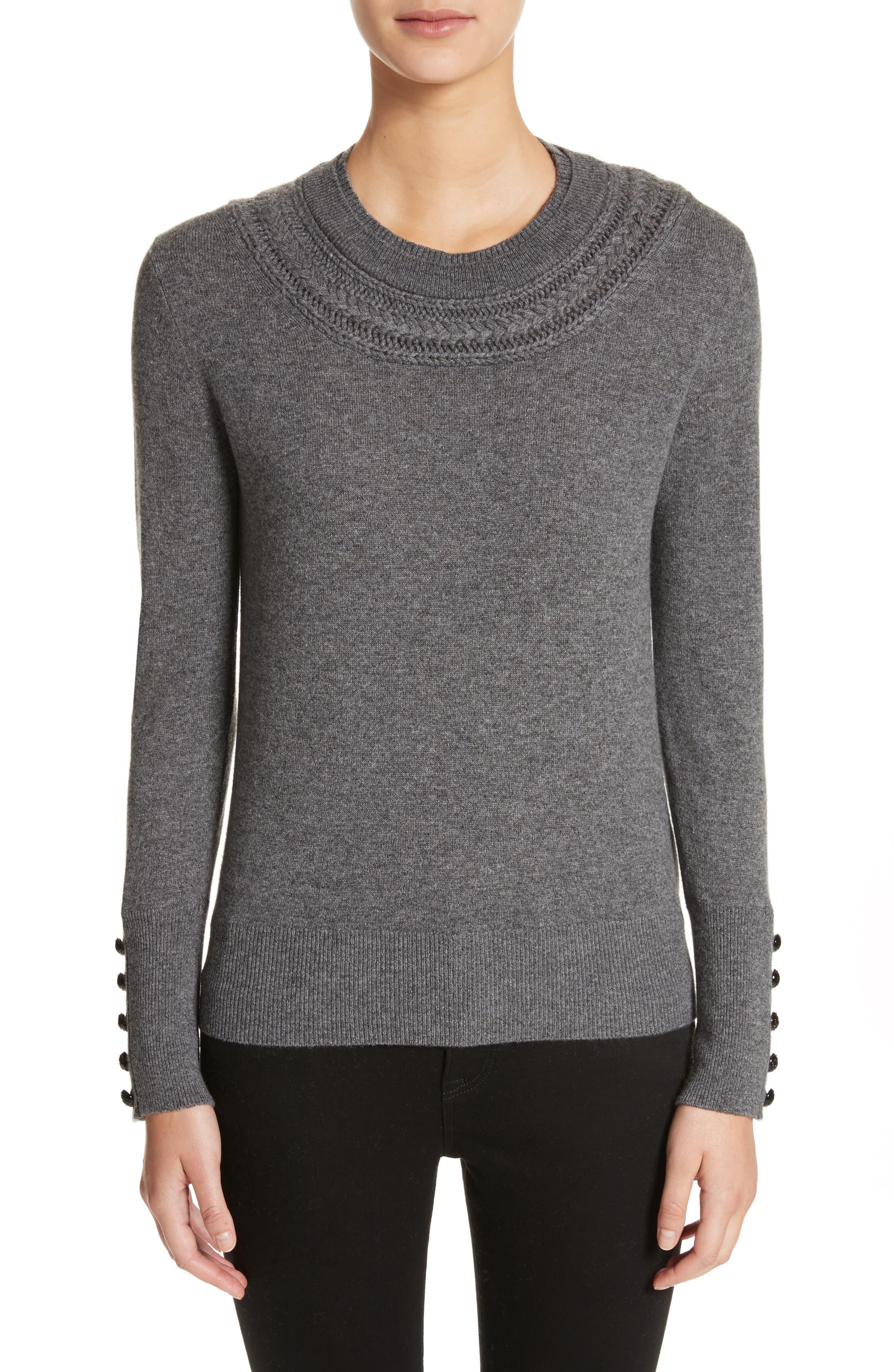 Carapelle Cashmere Sweater,                         Main,                         color,