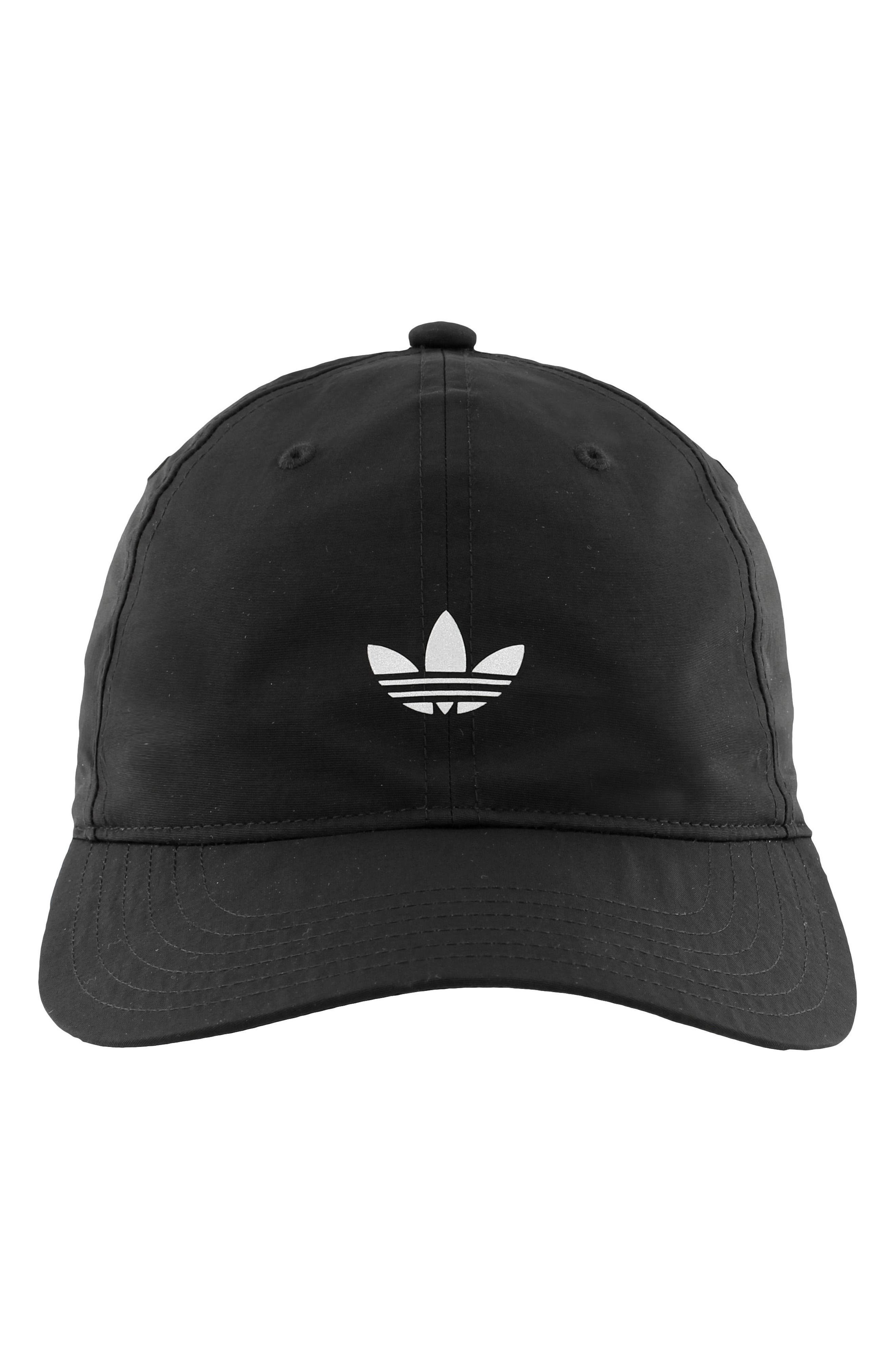 Relaxed Logo Baseball Cap,                             Alternate thumbnail 3, color,                             001