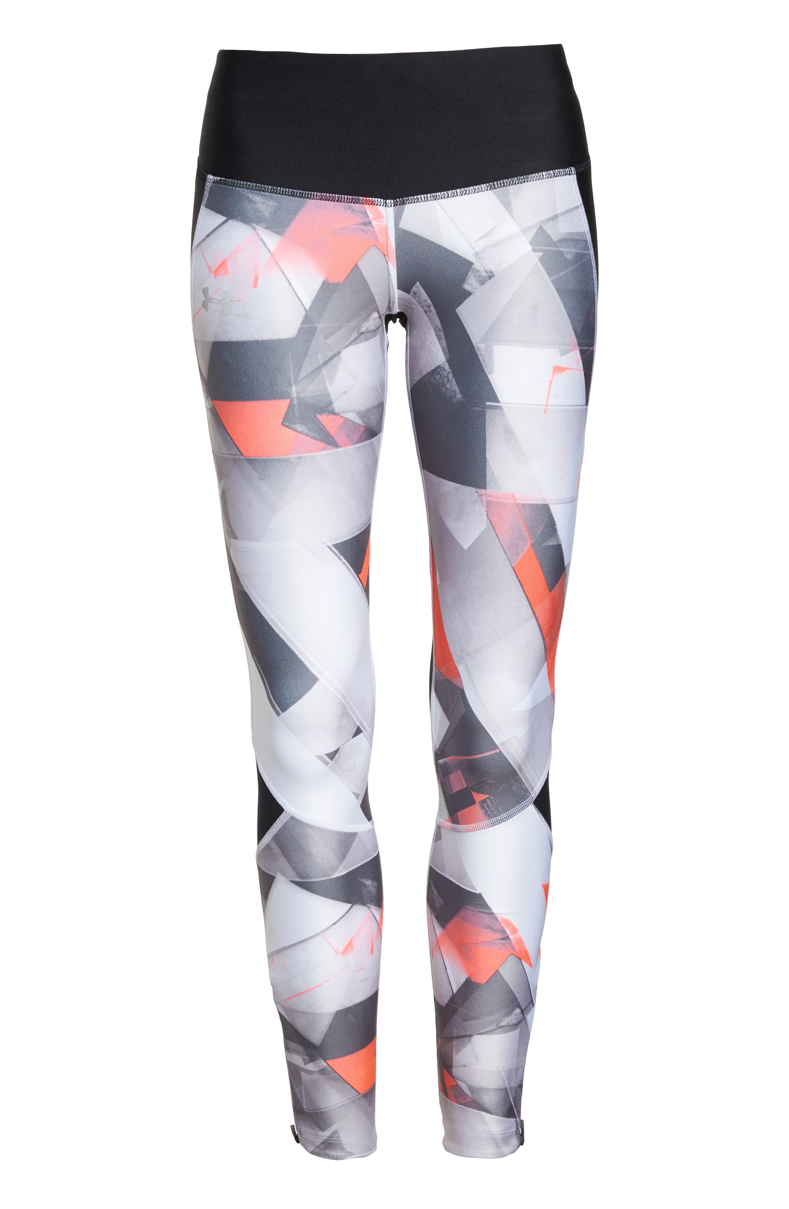 Fly Fast HeatGear<sup>®</sup> Leggings,                             Alternate thumbnail 7, color,                             003
