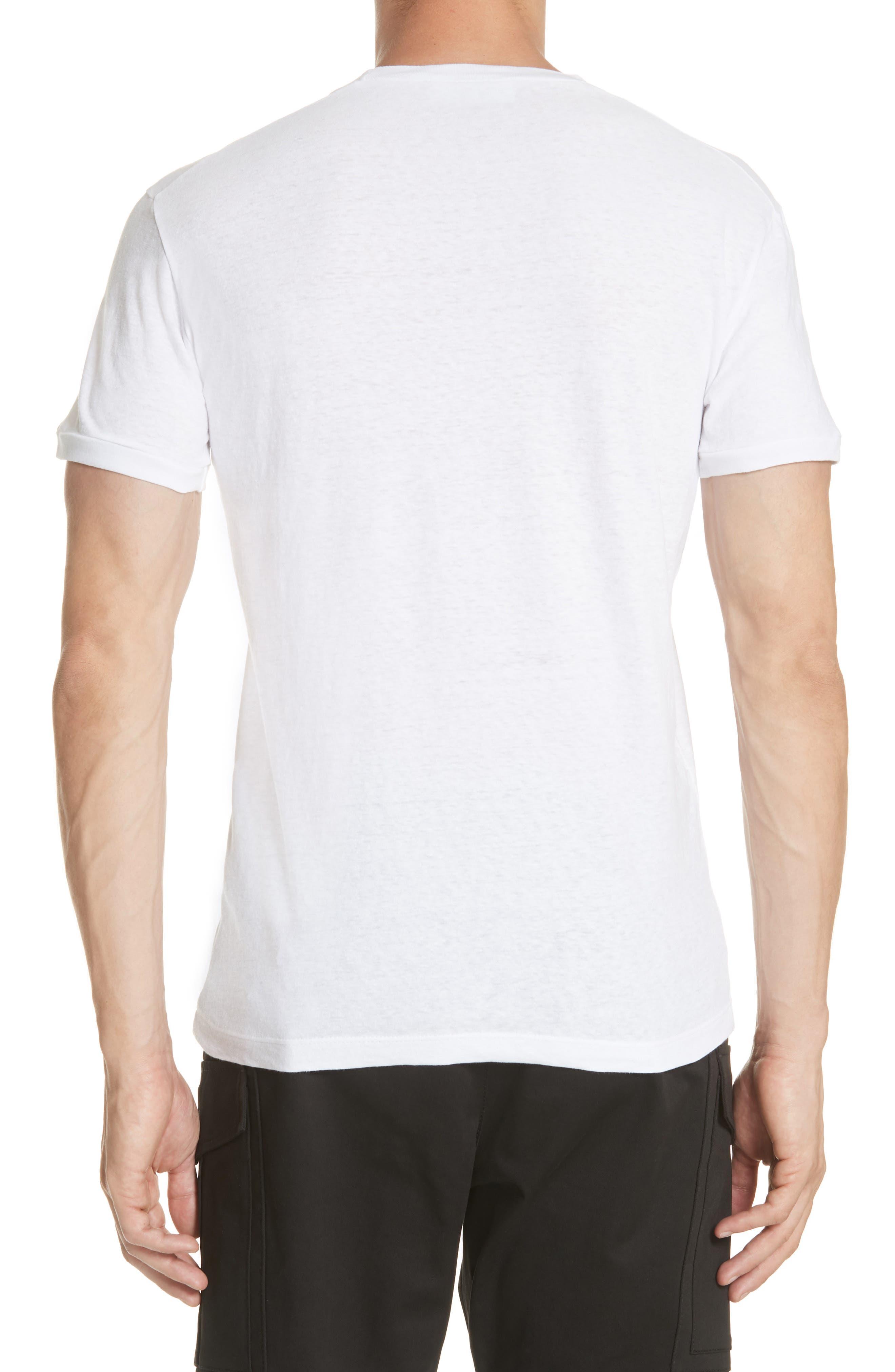 Hula Graphic T-Shirt,                             Alternate thumbnail 2, color,                             100