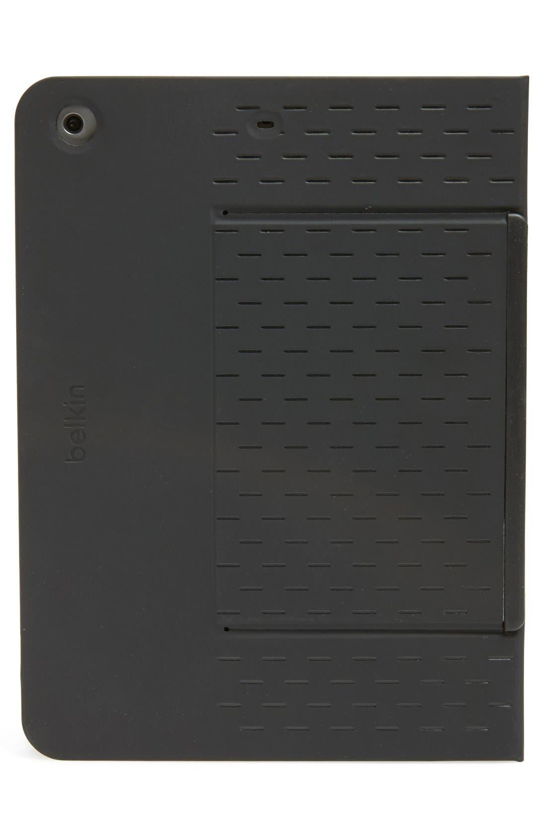 'Slim Style' iPad Air Keyboard Case,                             Alternate thumbnail 3, color,                             001