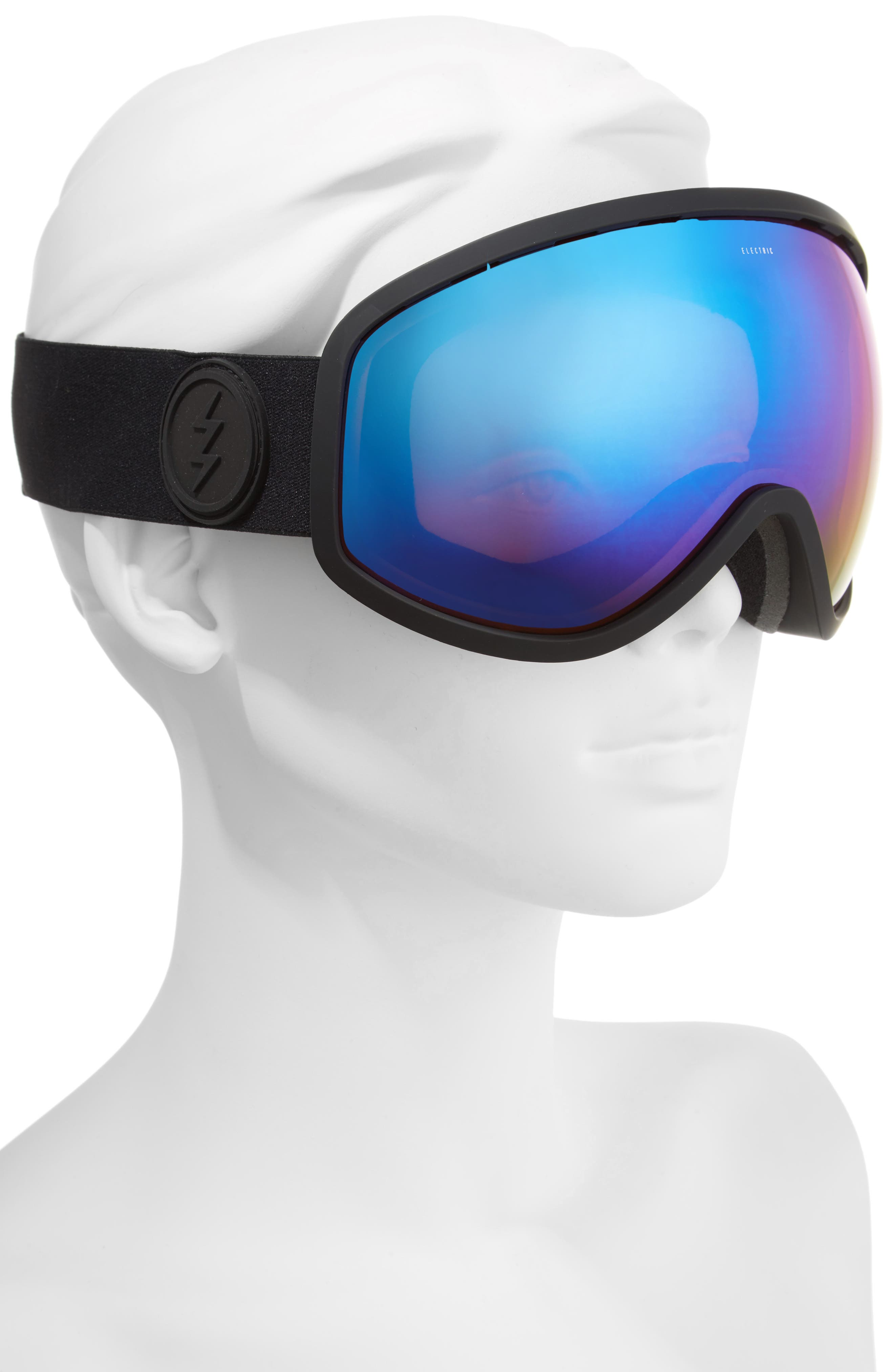 ELECTRIC,                             Masher Snow Goggles,                             Alternate thumbnail 2, color,                             001