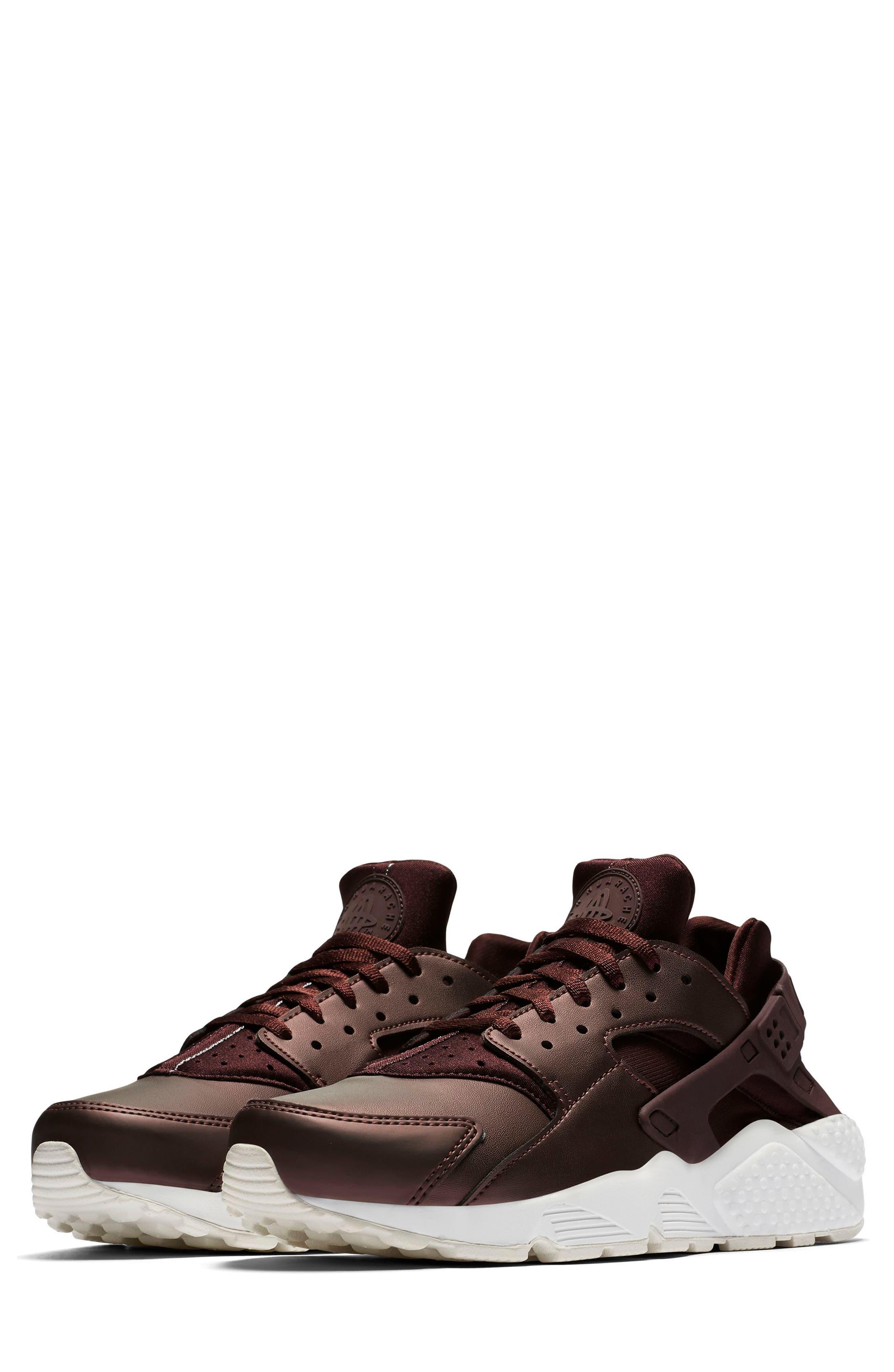 Air Huarache Run Premium Sneaker,                             Alternate thumbnail 8, color,