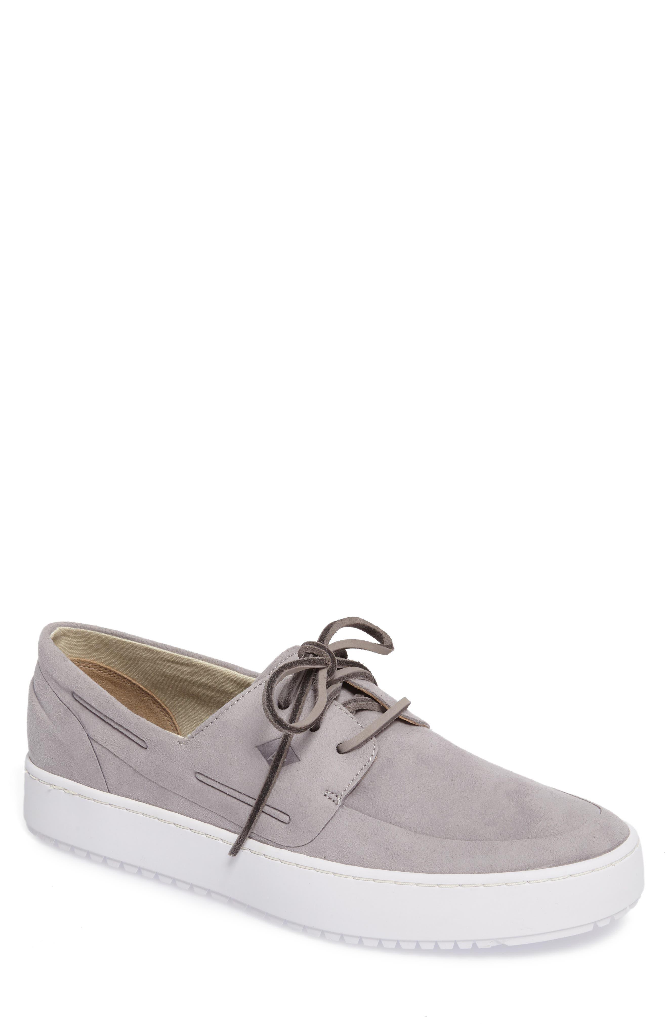 Endeavor Boat Shoe,                         Main,                         color, 020