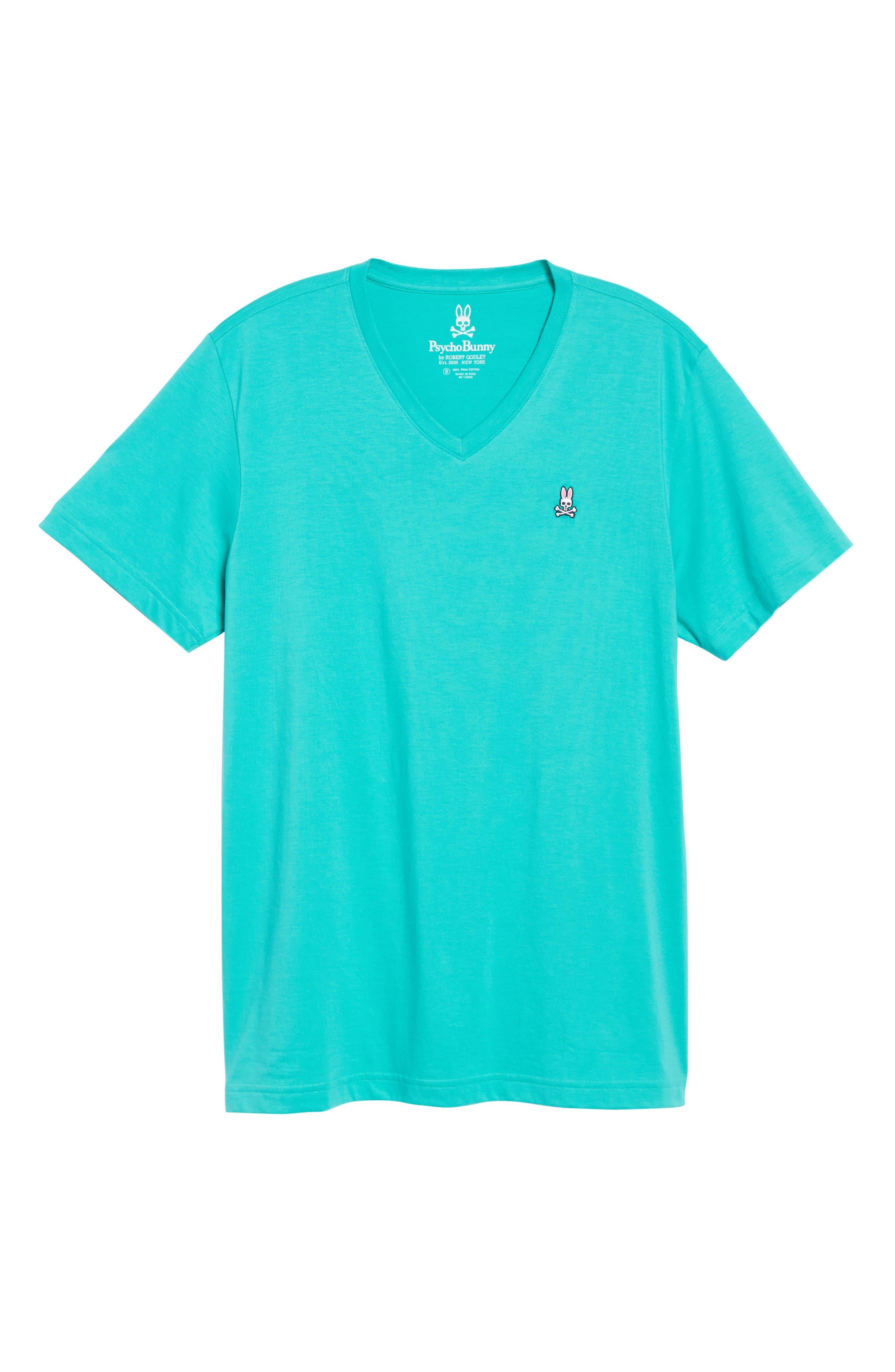 V-Neck T-Shirt,                             Alternate thumbnail 41, color,