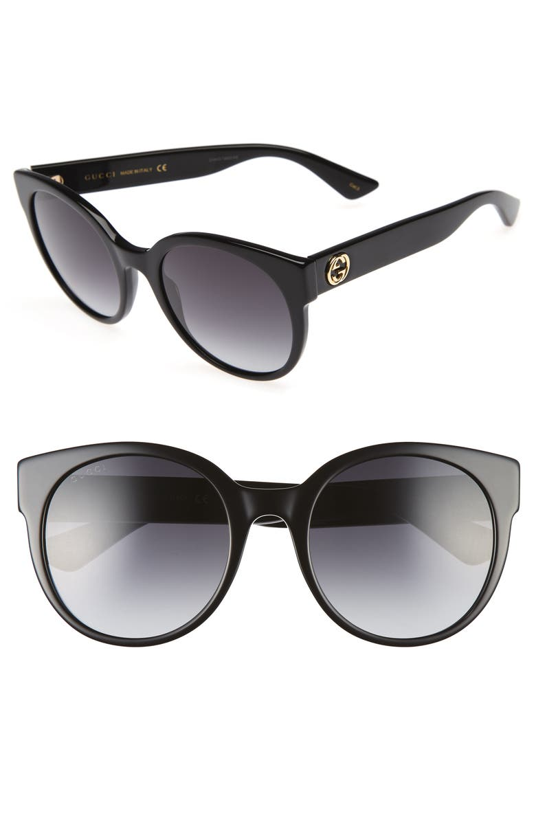 e70bdbf2b9 Gucci 54mm Cat Eye Sunglasses