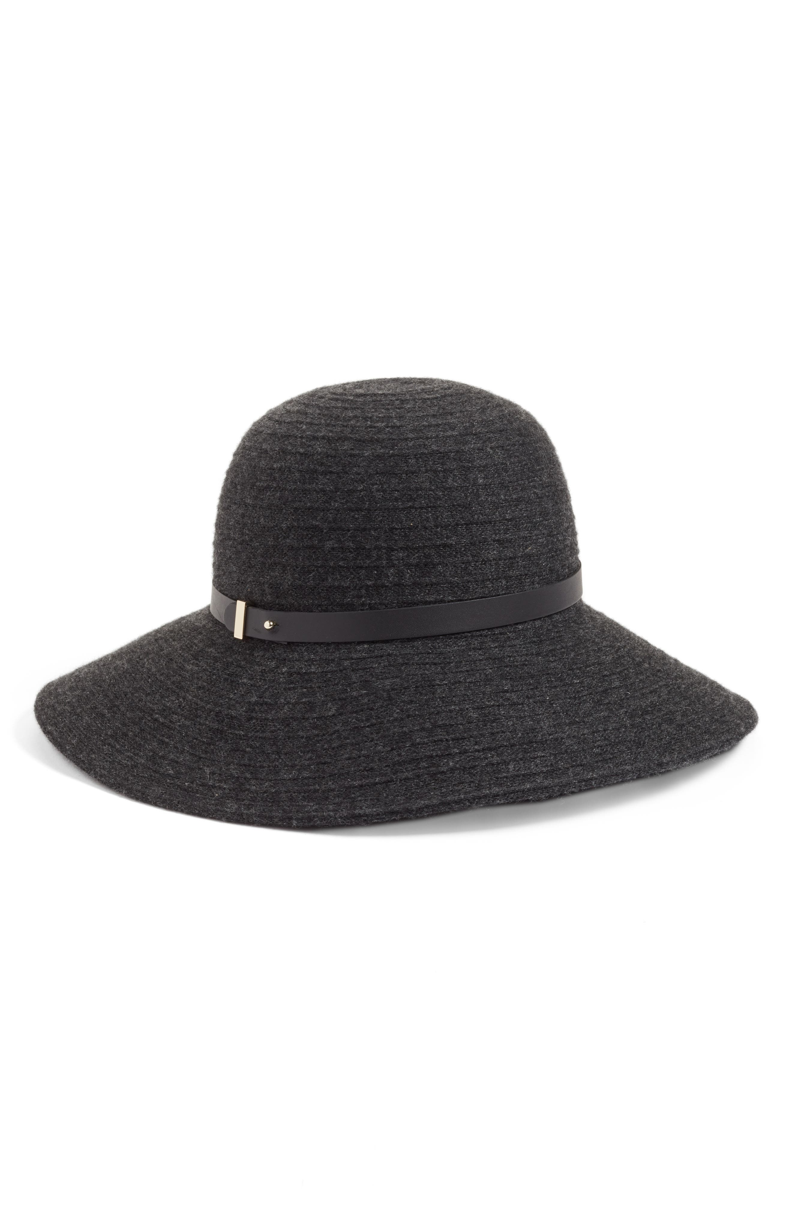 Packable Wool & Cashmere Hat,                         Main,                         color,