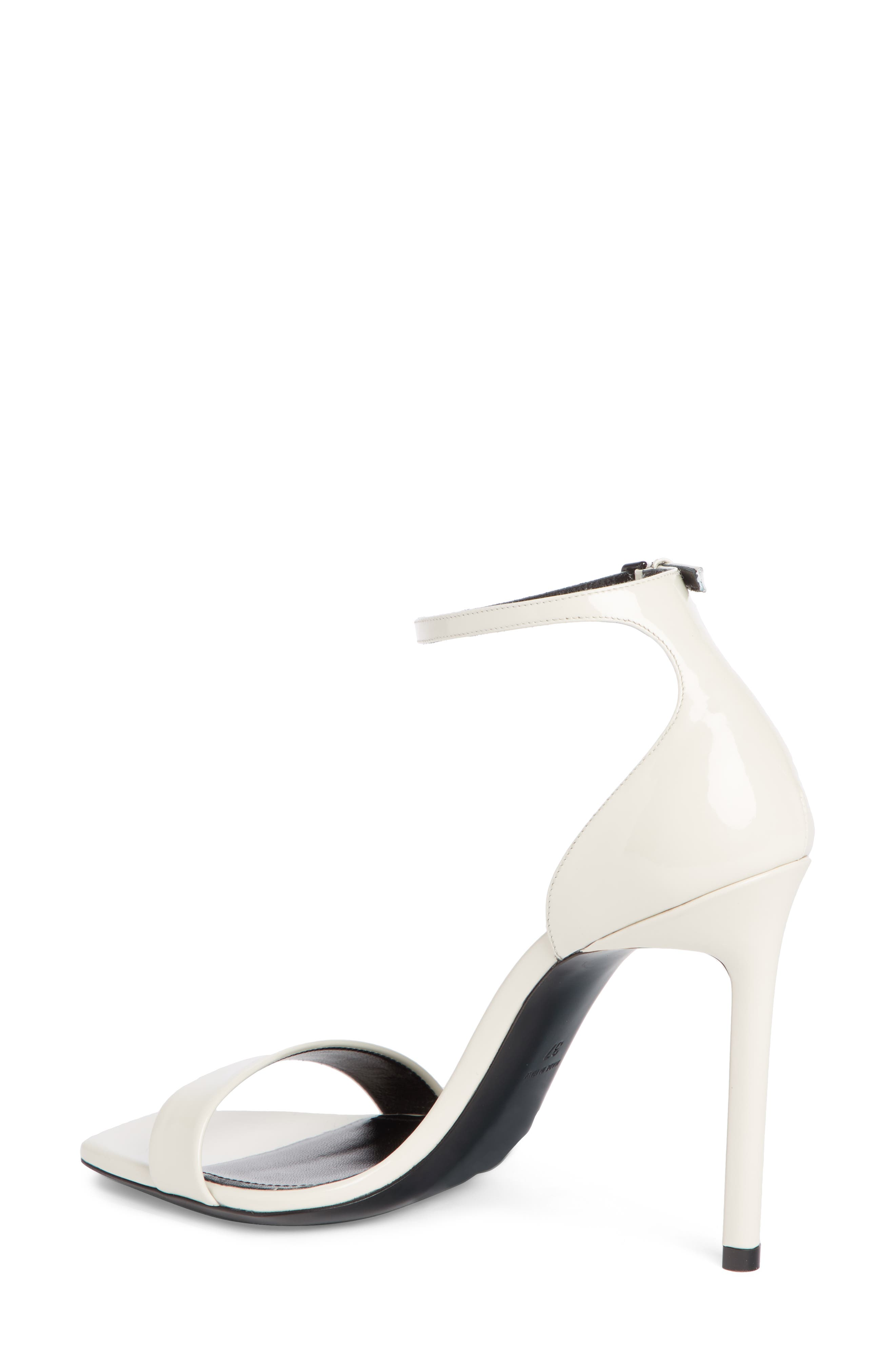 Amber Ankle Strap Sandal,                             Alternate thumbnail 2, color,                             LATTE