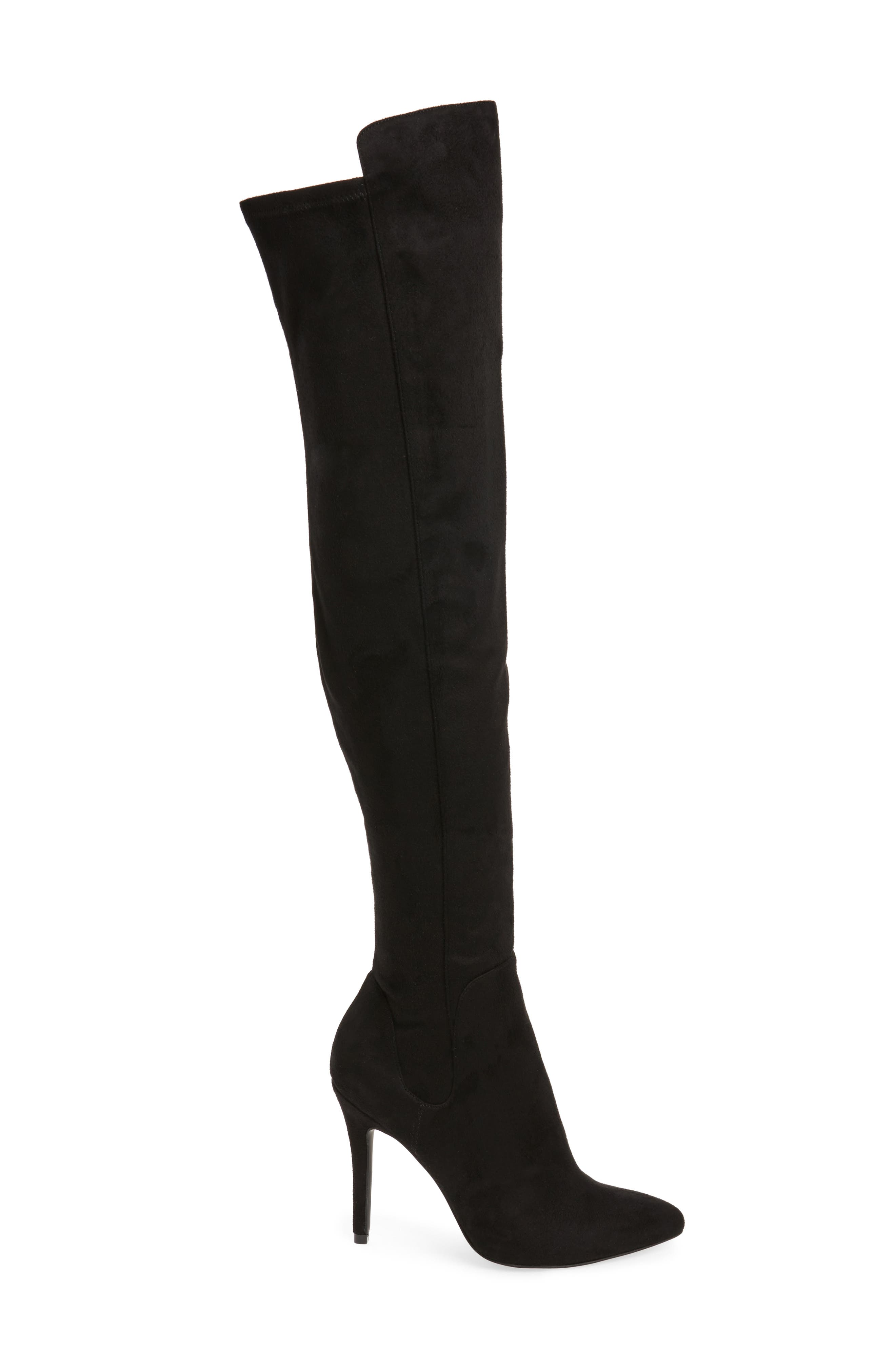 Perfect Over the Knee Boot,                             Alternate thumbnail 8, color,