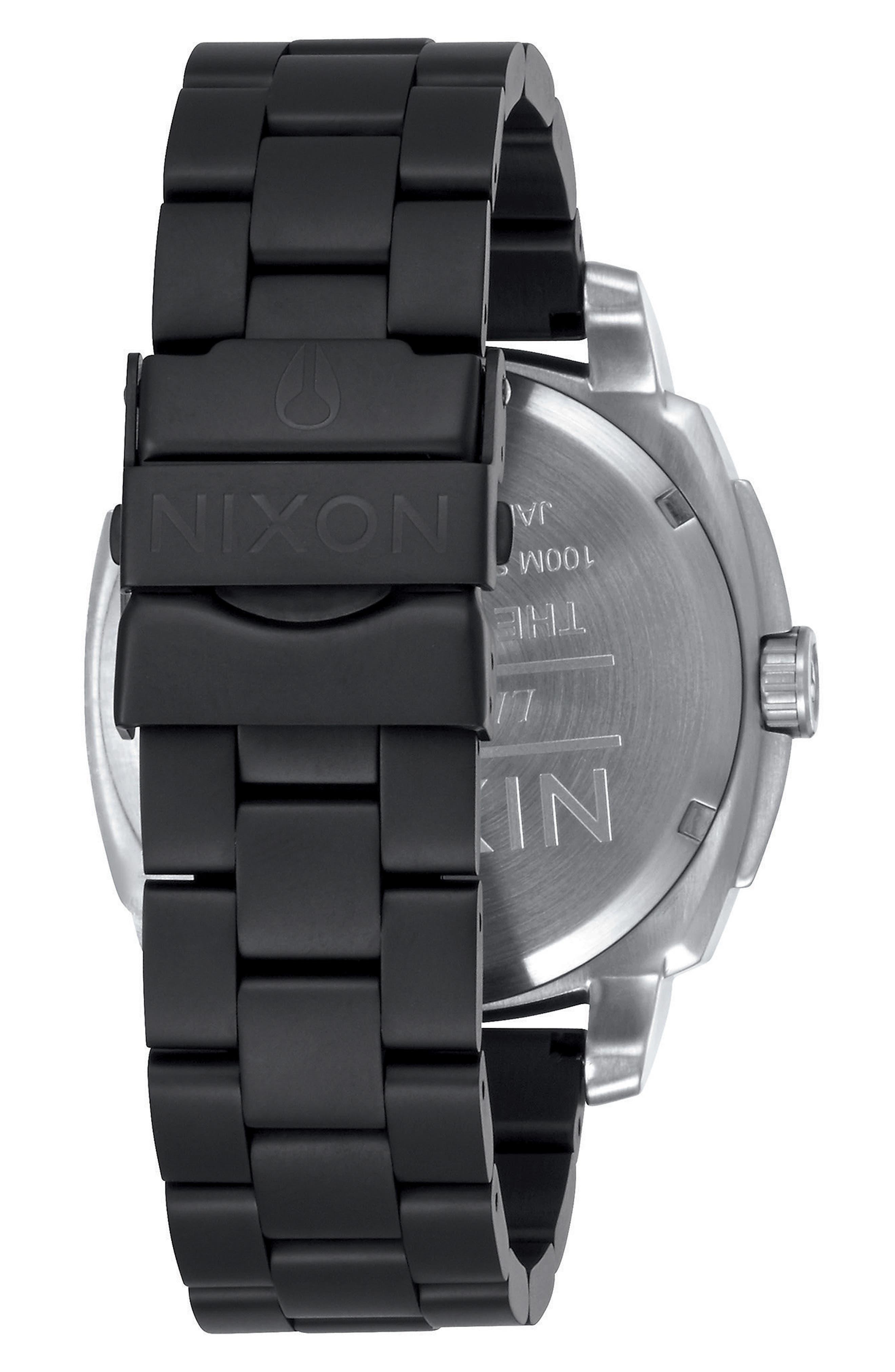 Charger Bracelet Watch, 42mm,                             Alternate thumbnail 11, color,