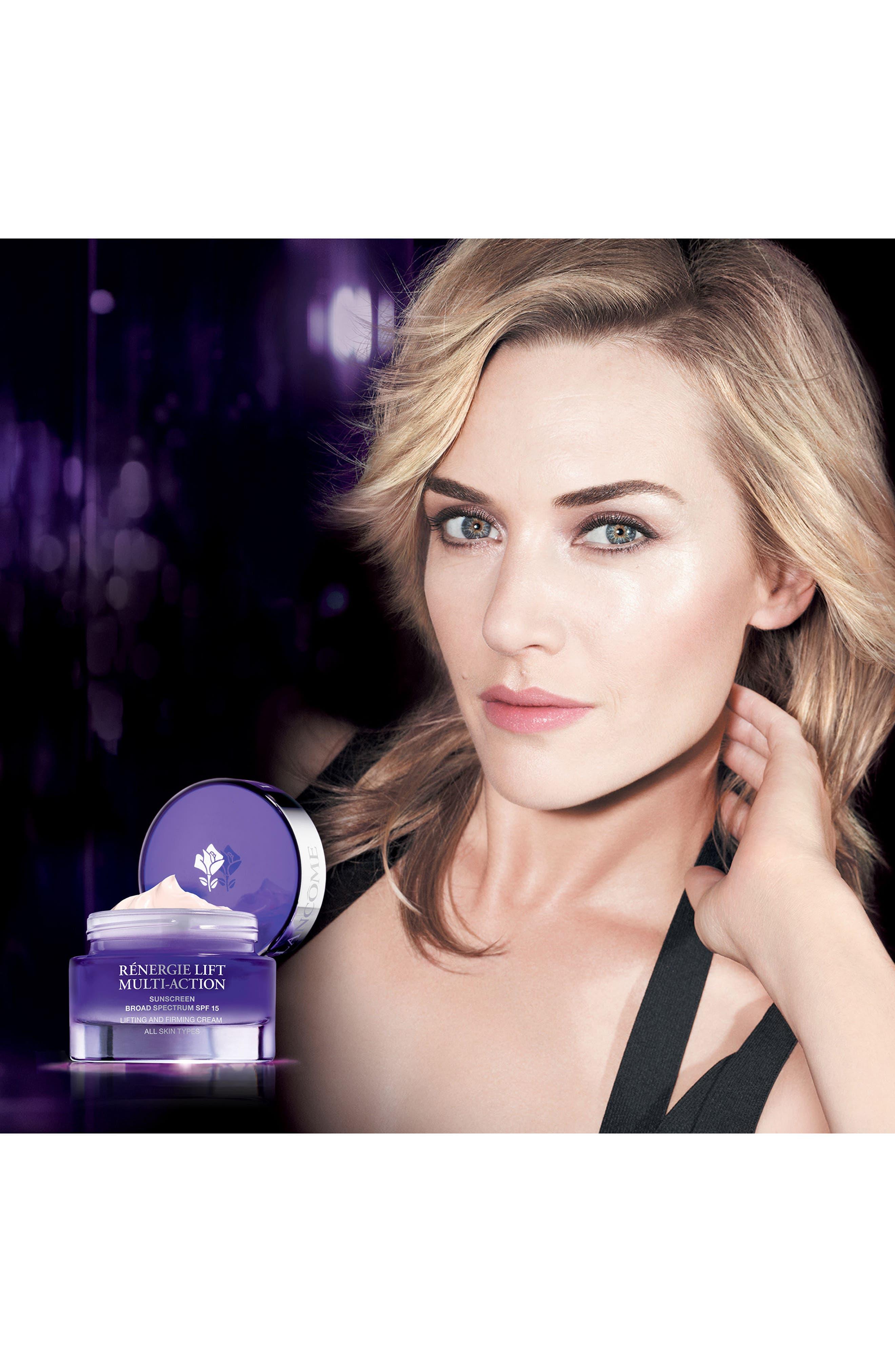 Rénergie Lift Multi Action Moisturizer Cream SPF 15 for Dry Skin,                             Alternate thumbnail 4, color,                             NO COLOR