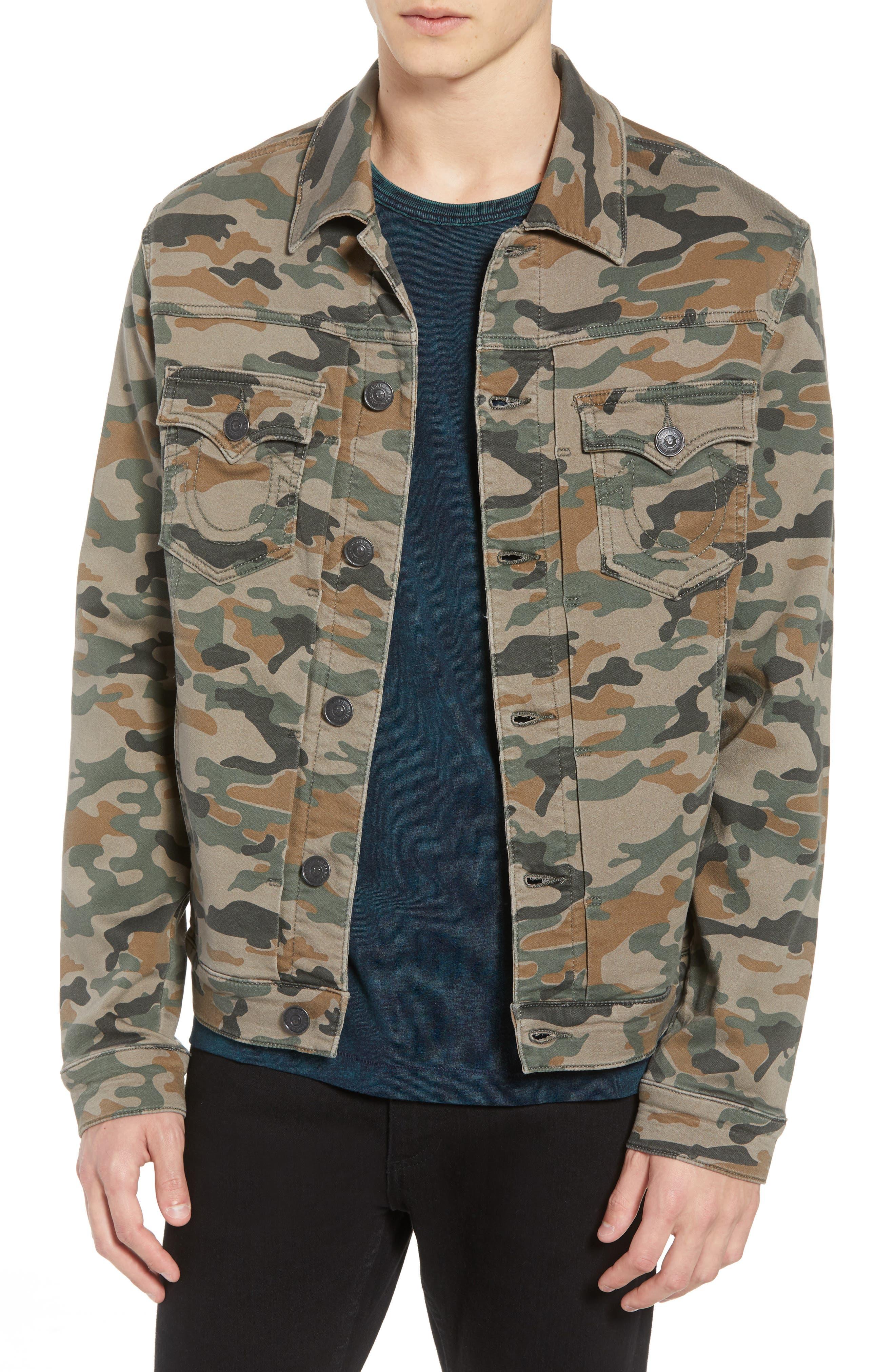 Dylan Camo Jacket,                         Main,                         color, CAMO PRINT