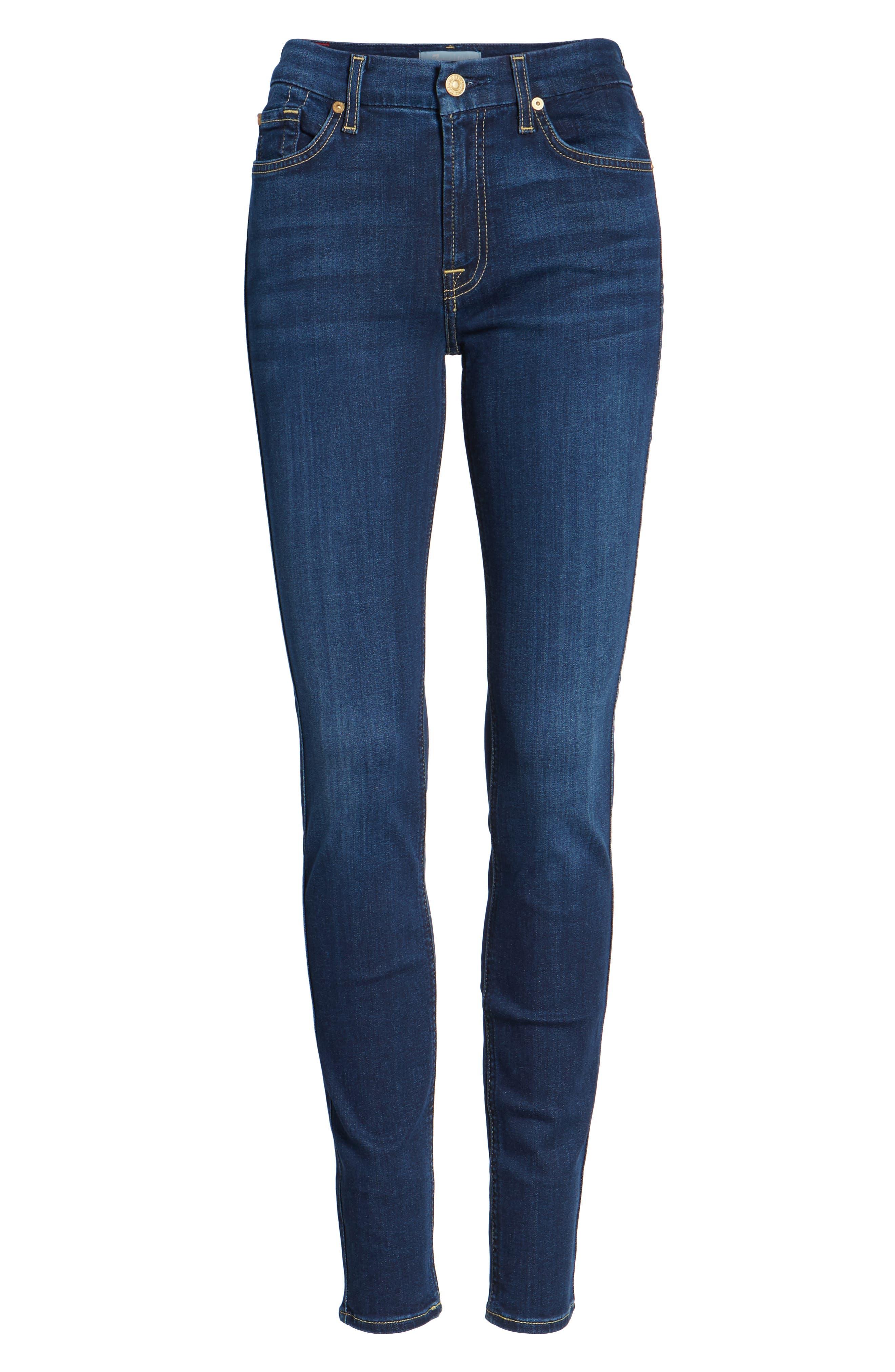 b(air) Skinny Jeans,                             Alternate thumbnail 2, color,                             400