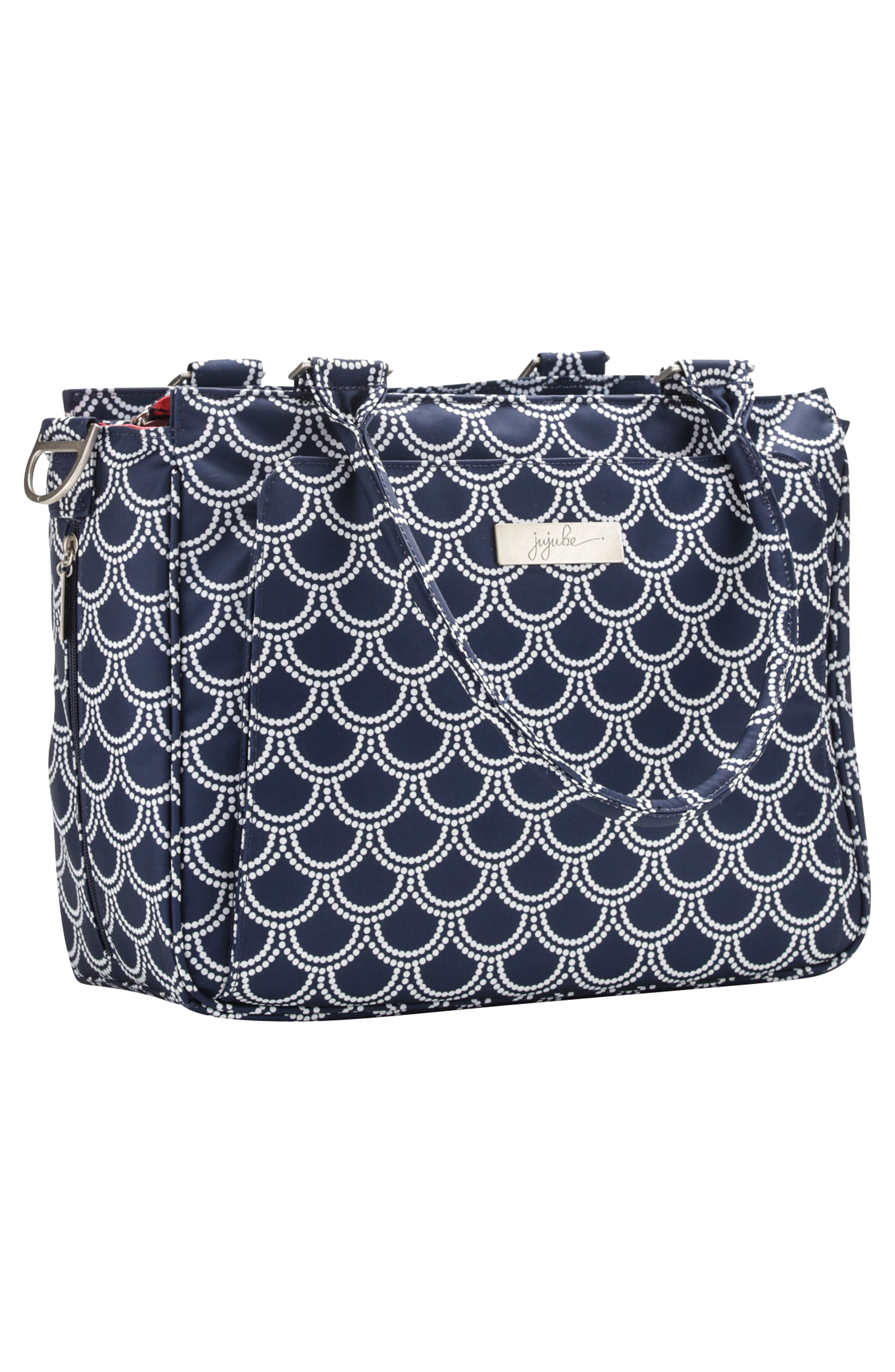 Be Classy - Coastal Collection Diaper Bag,                             Alternate thumbnail 7, color,