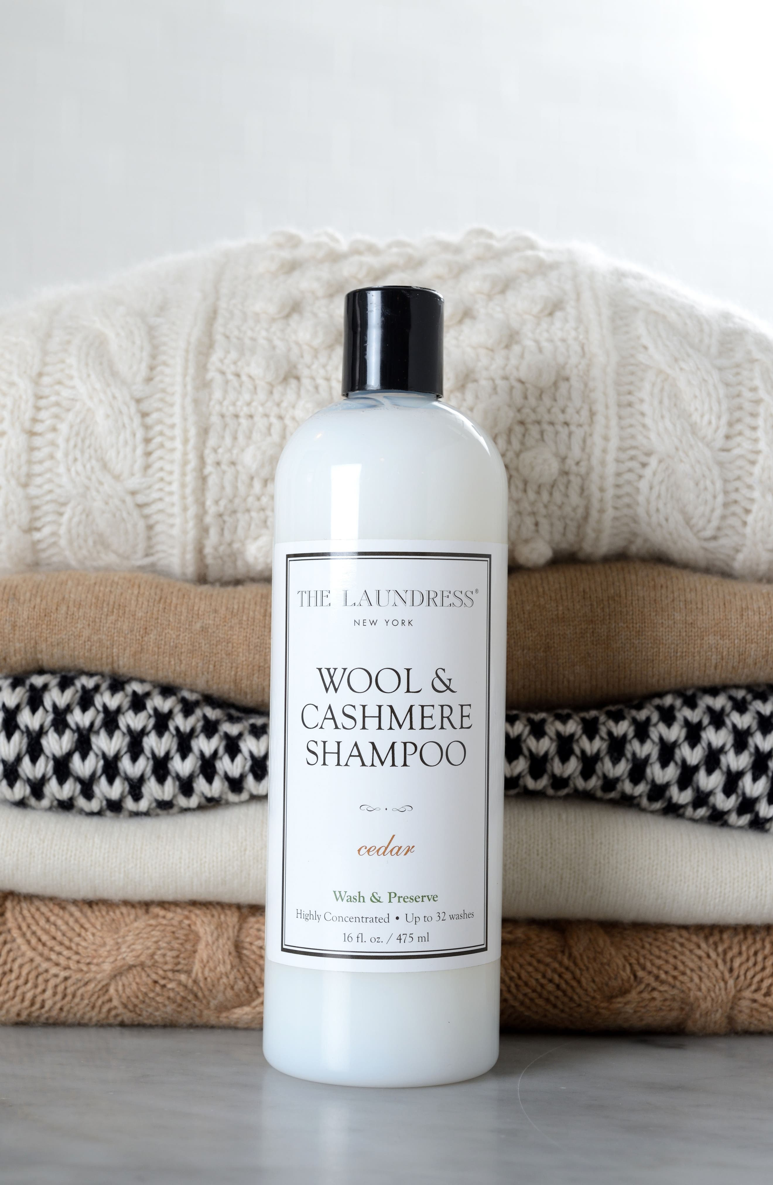 THE LAUNDRESS,                             Wool & Cashmere Shampoo,                             Alternate thumbnail 2, color,                             960