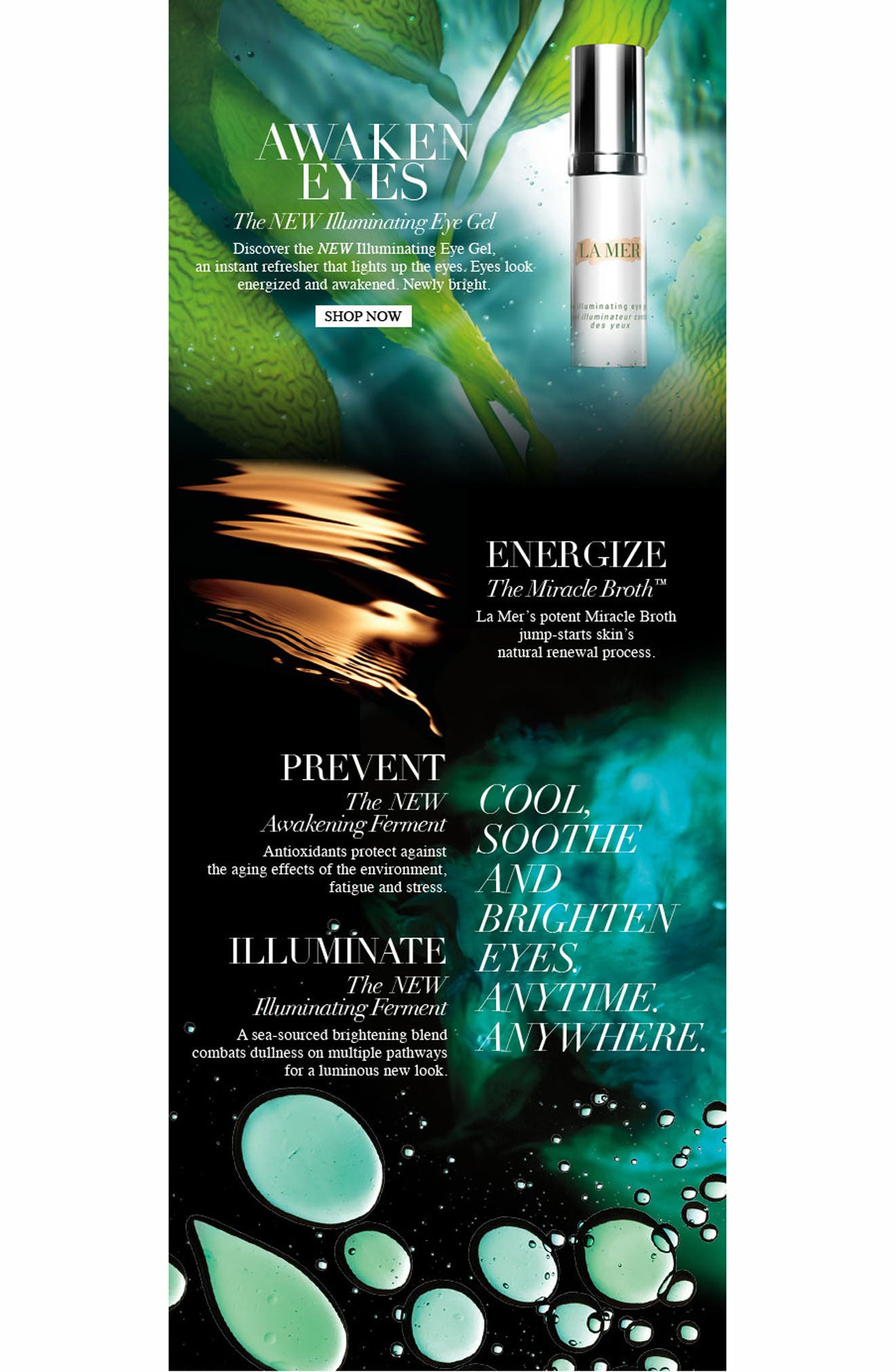 The Illuminating Eye Gel,                             Alternate thumbnail 5, color,                             000