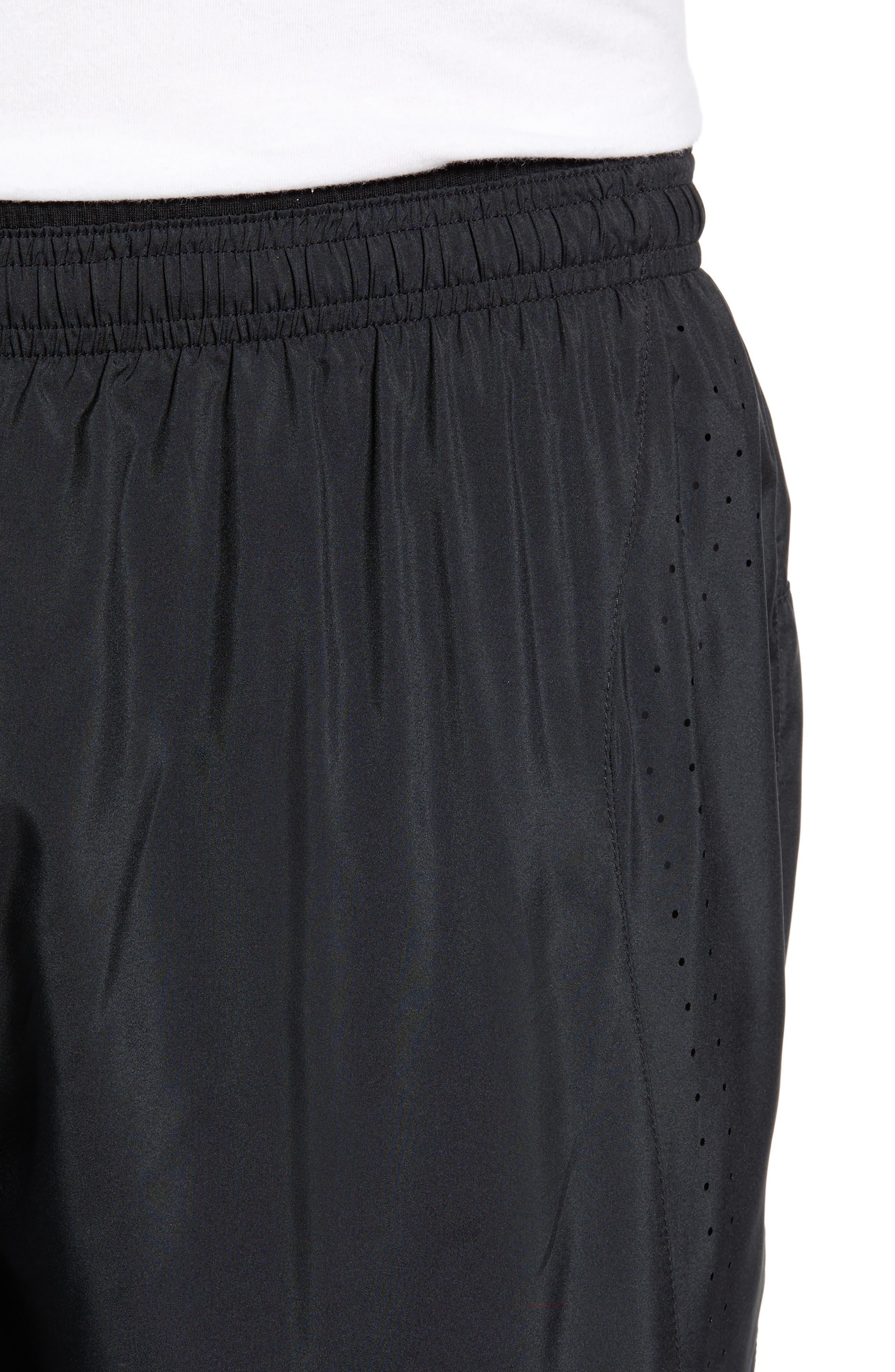 Strike Lite Shorts,                             Alternate thumbnail 4, color,                             BLACK