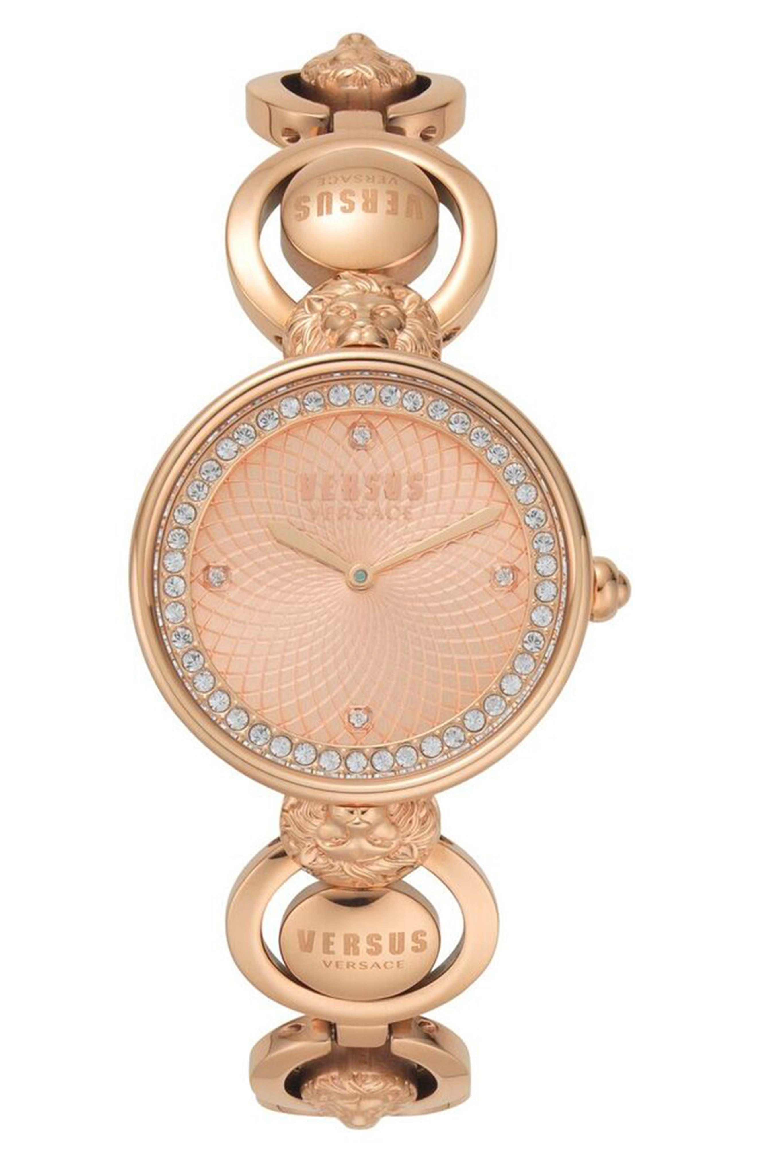 Versus By Versace Victoria Harbour Bracelet Watch, 34mm by Versace