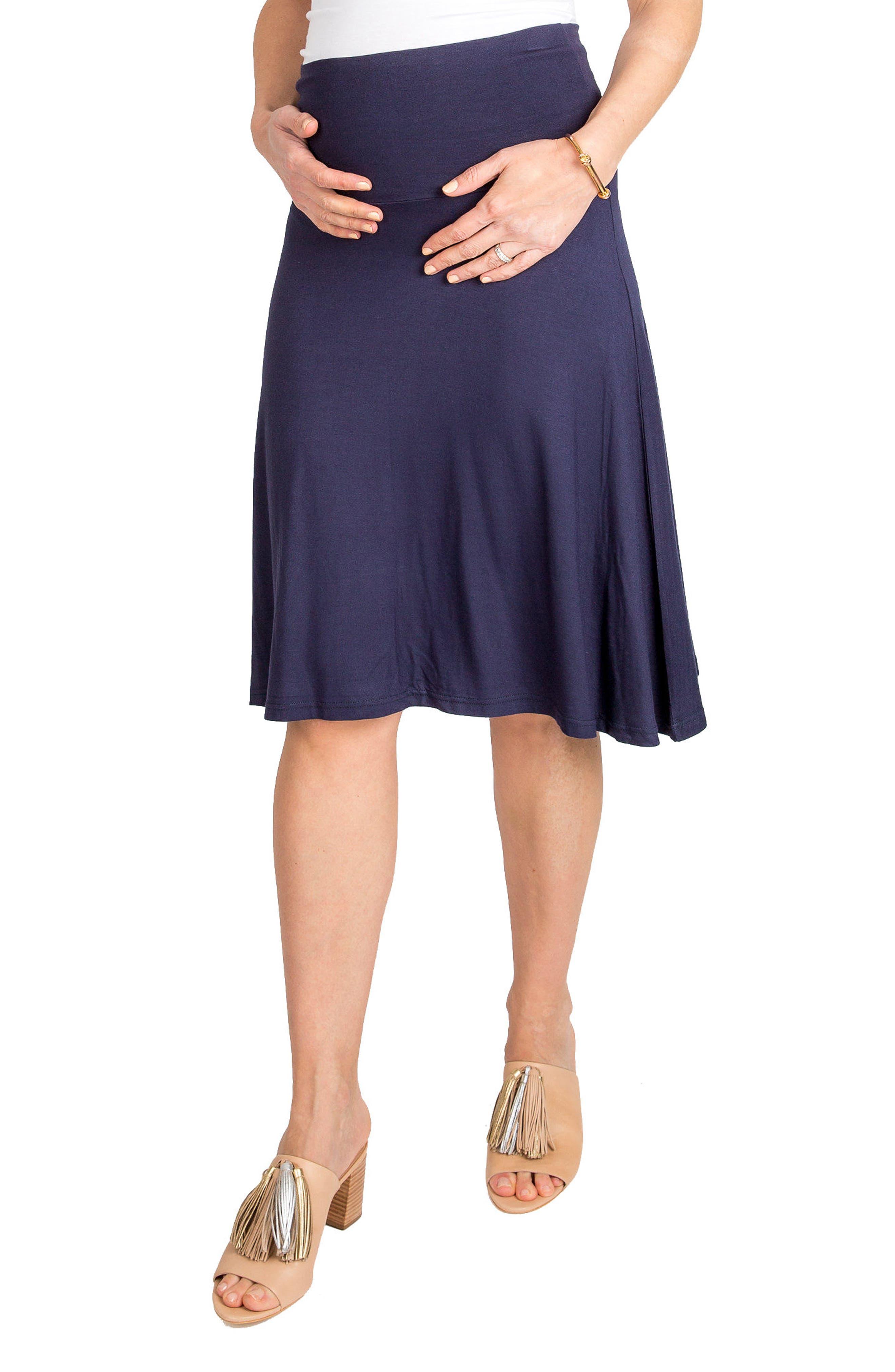 Nom Nola Maternity Skirt
