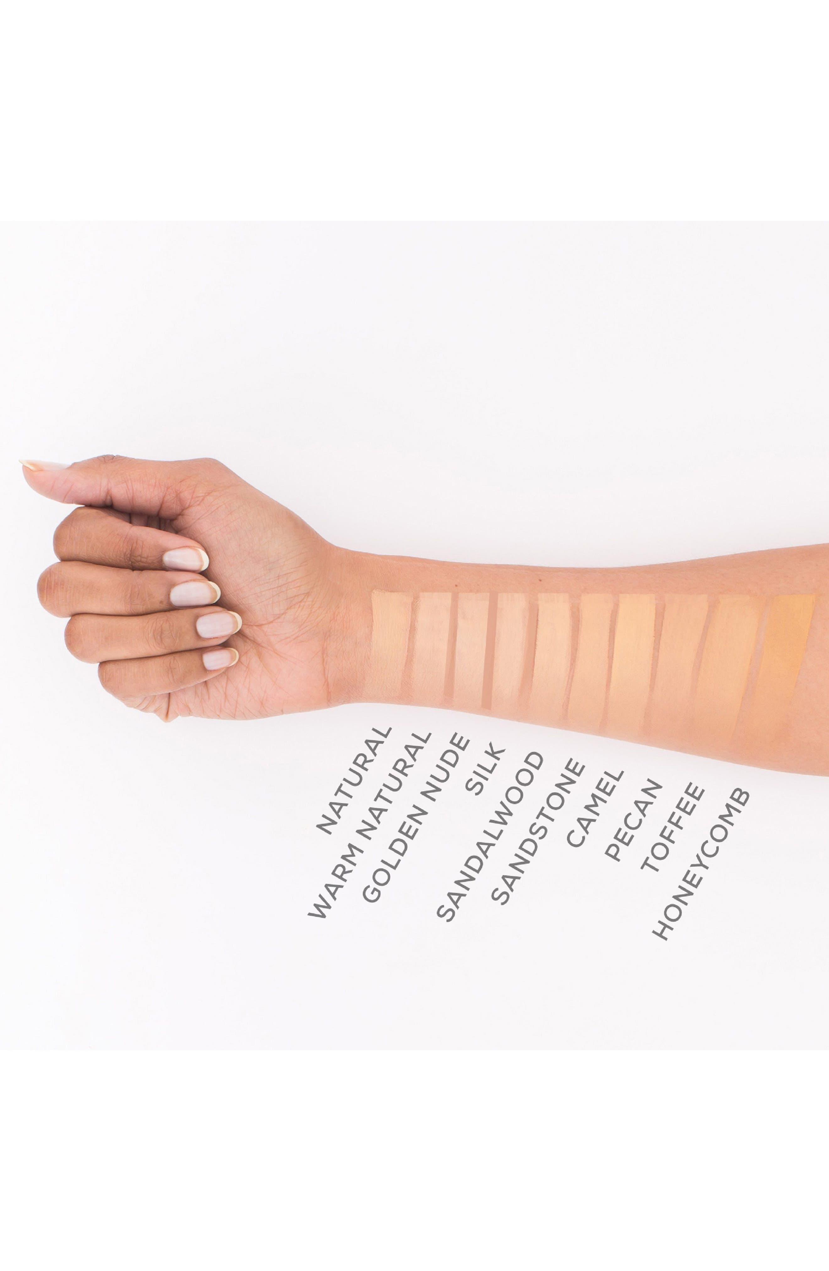 BarePro<sup>®</sup> Performance Wear Liquid Foundation,                             Alternate thumbnail 2, color,                             25 HAZELNUT