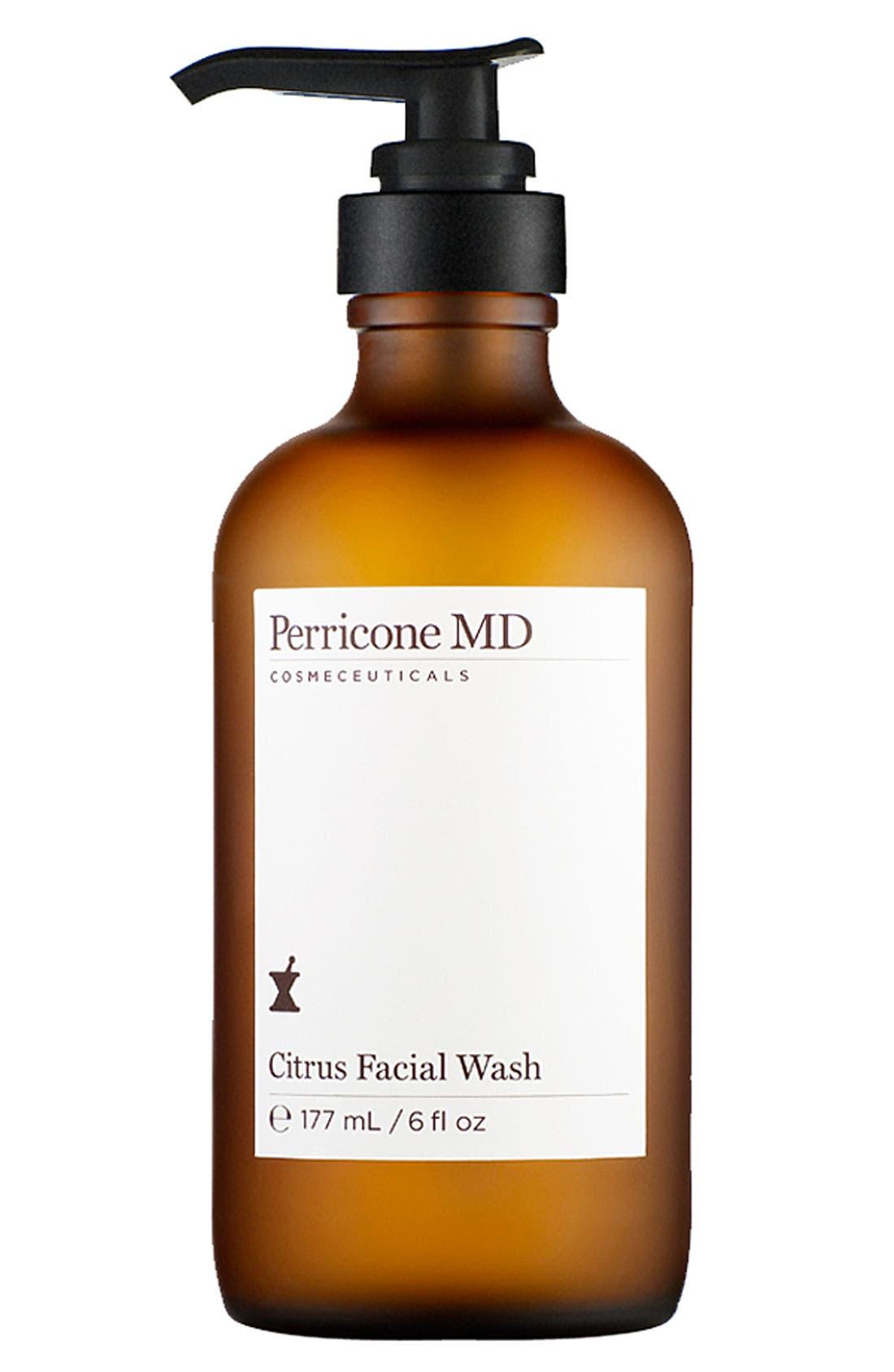 Citrus Facial Wash,                         Main,                         color,
