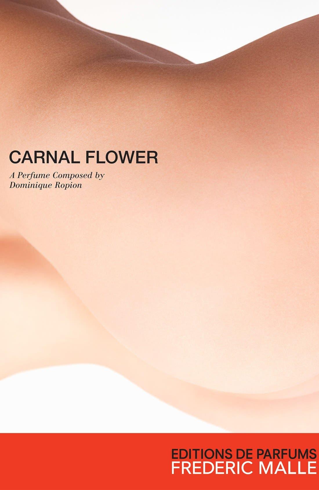 Editions de Parfums Frédéric Malle Carnal Flower Hair Mist,                             Alternate thumbnail 4, color,                             NO COLOR