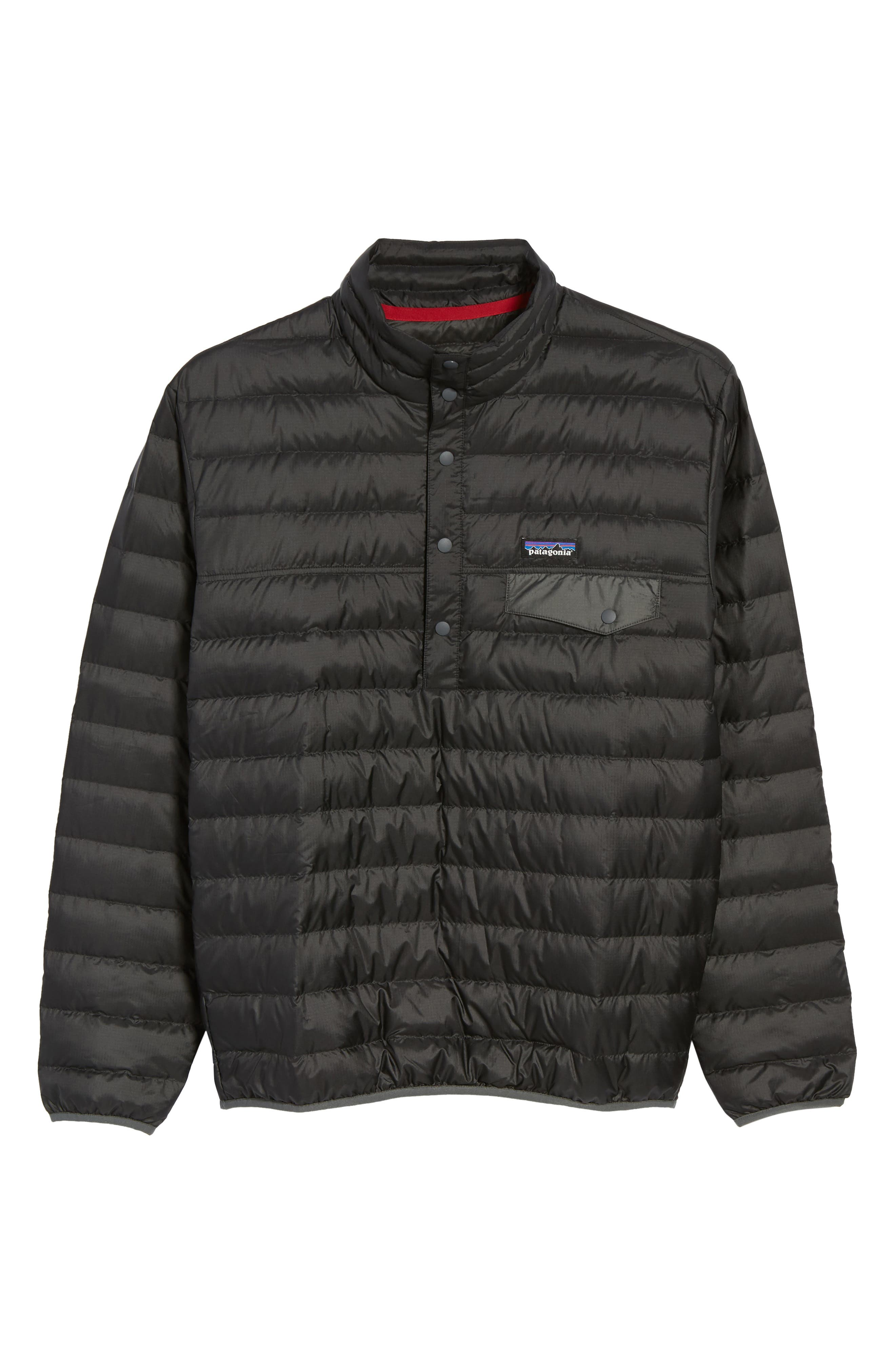 Snap-T<sup>®</sup> Down Pullover,                             Alternate thumbnail 5, color,                             002