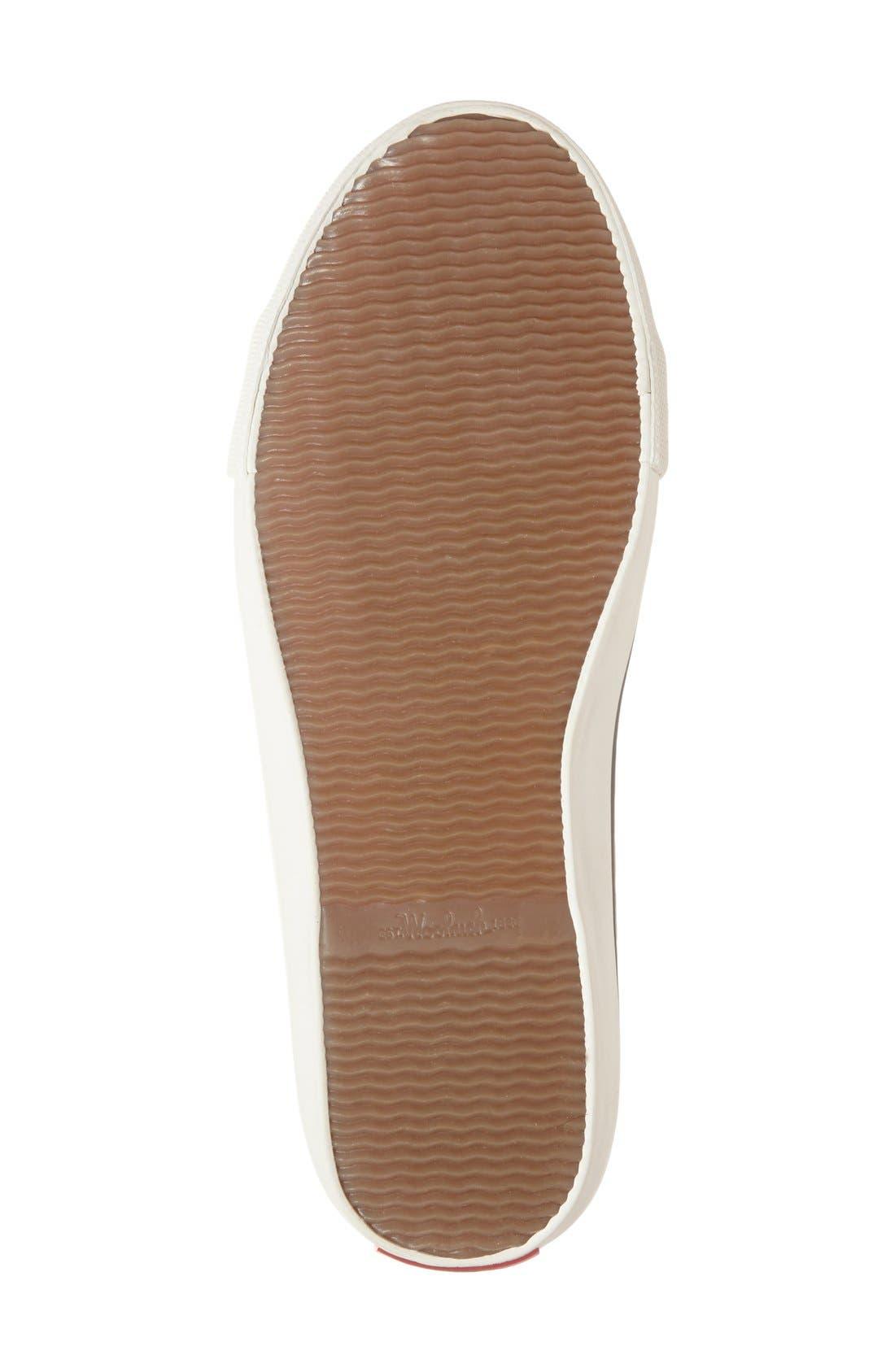 'Strand' Low-Top Sneaker,                             Alternate thumbnail 4, color,