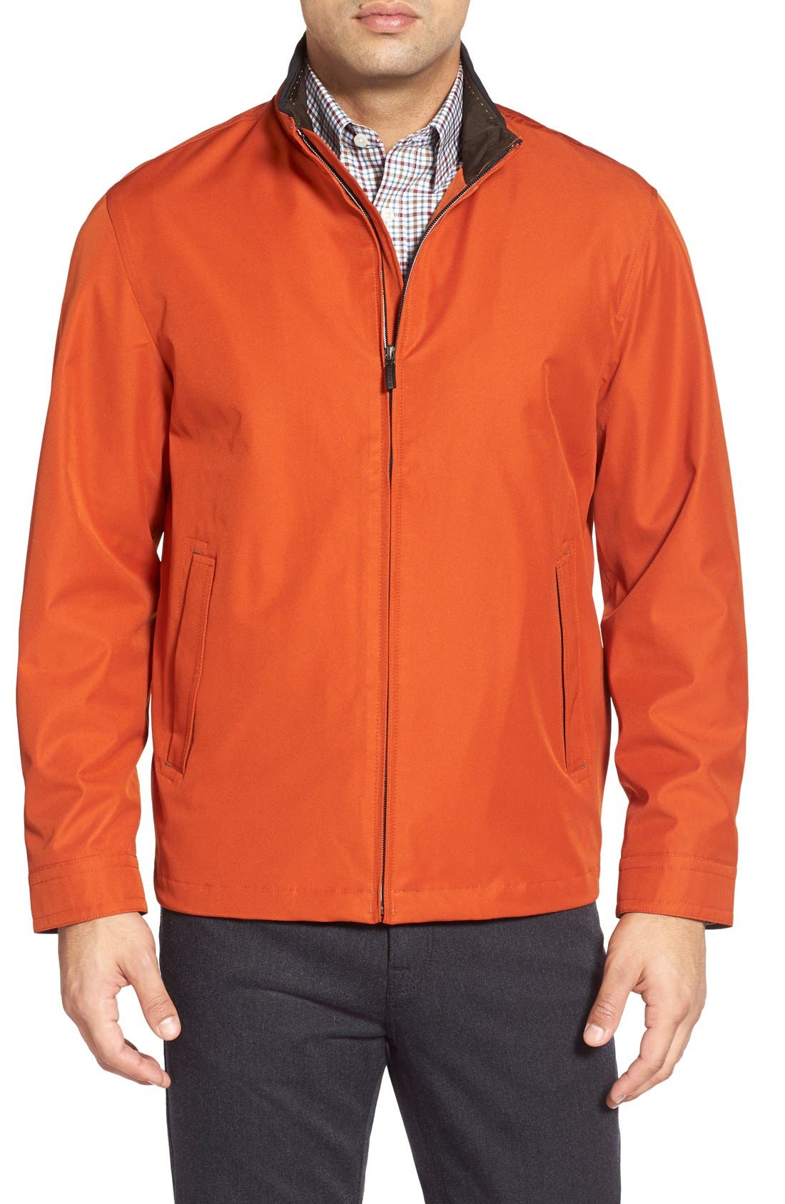 Waterproof & Windproof Bomber,                             Main thumbnail 8, color,