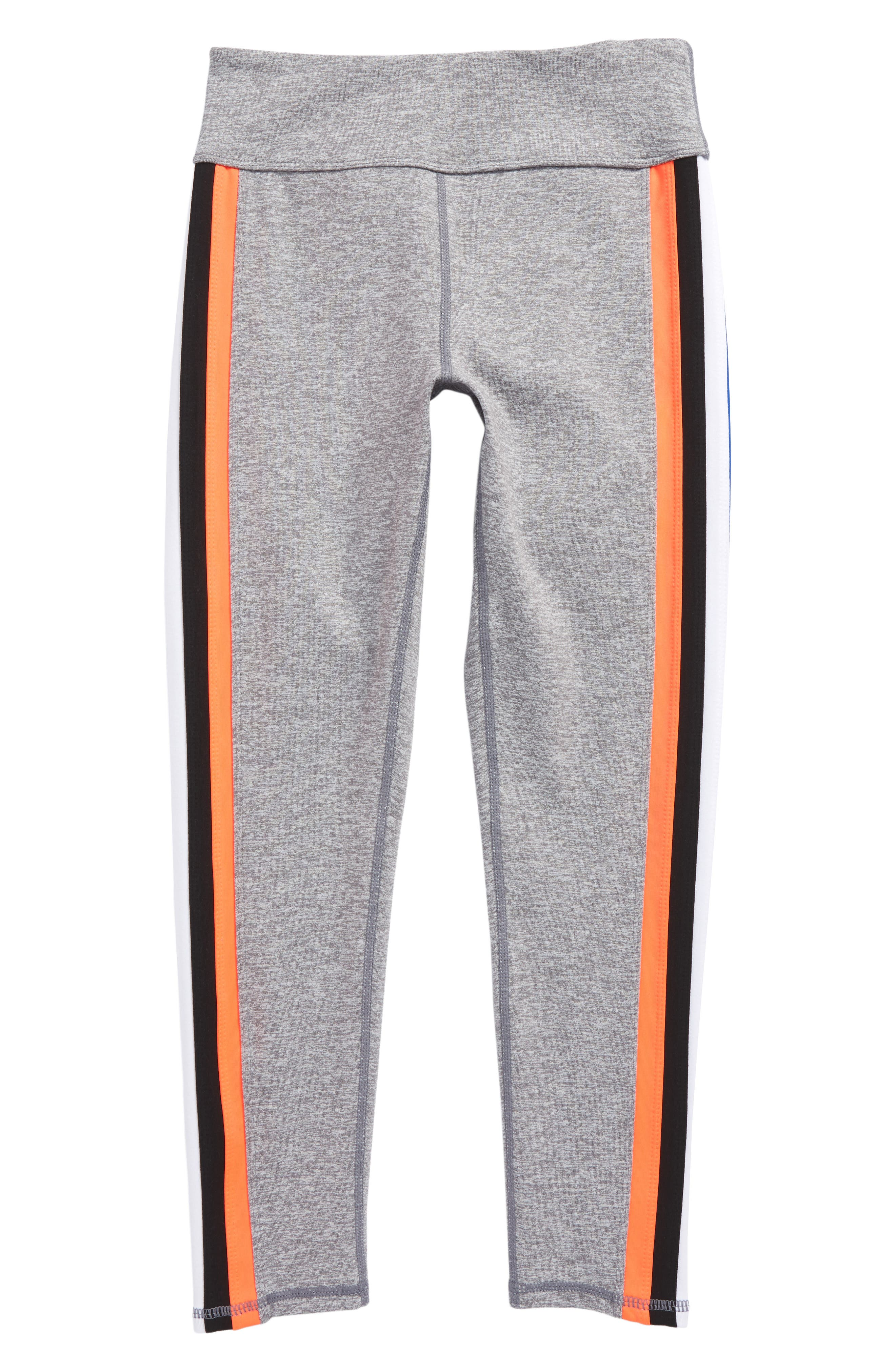 Side Stripe High Waist Leggings,                         Main,                         color,