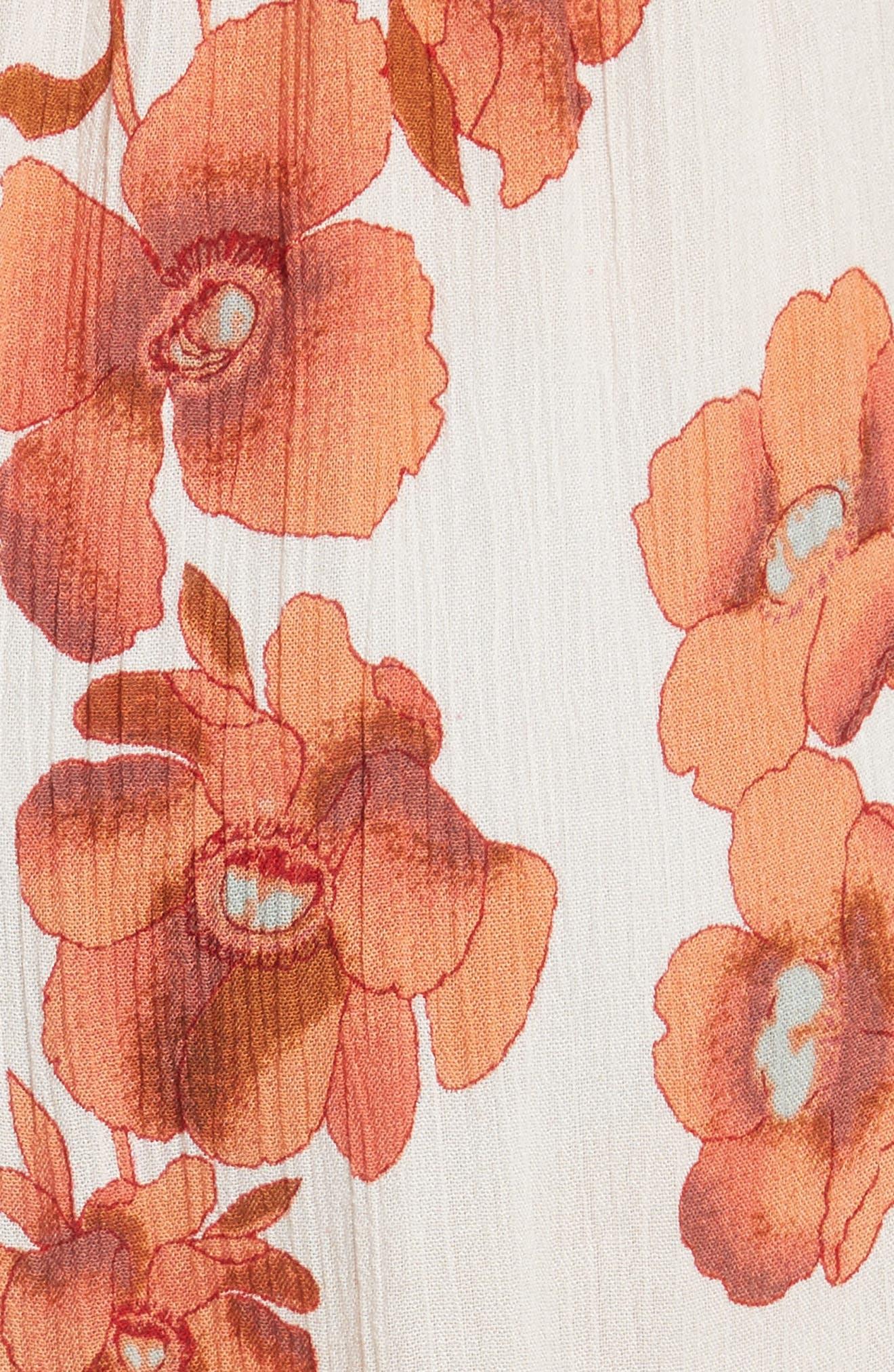 Garden Party Maxi Dress,                             Alternate thumbnail 39, color,