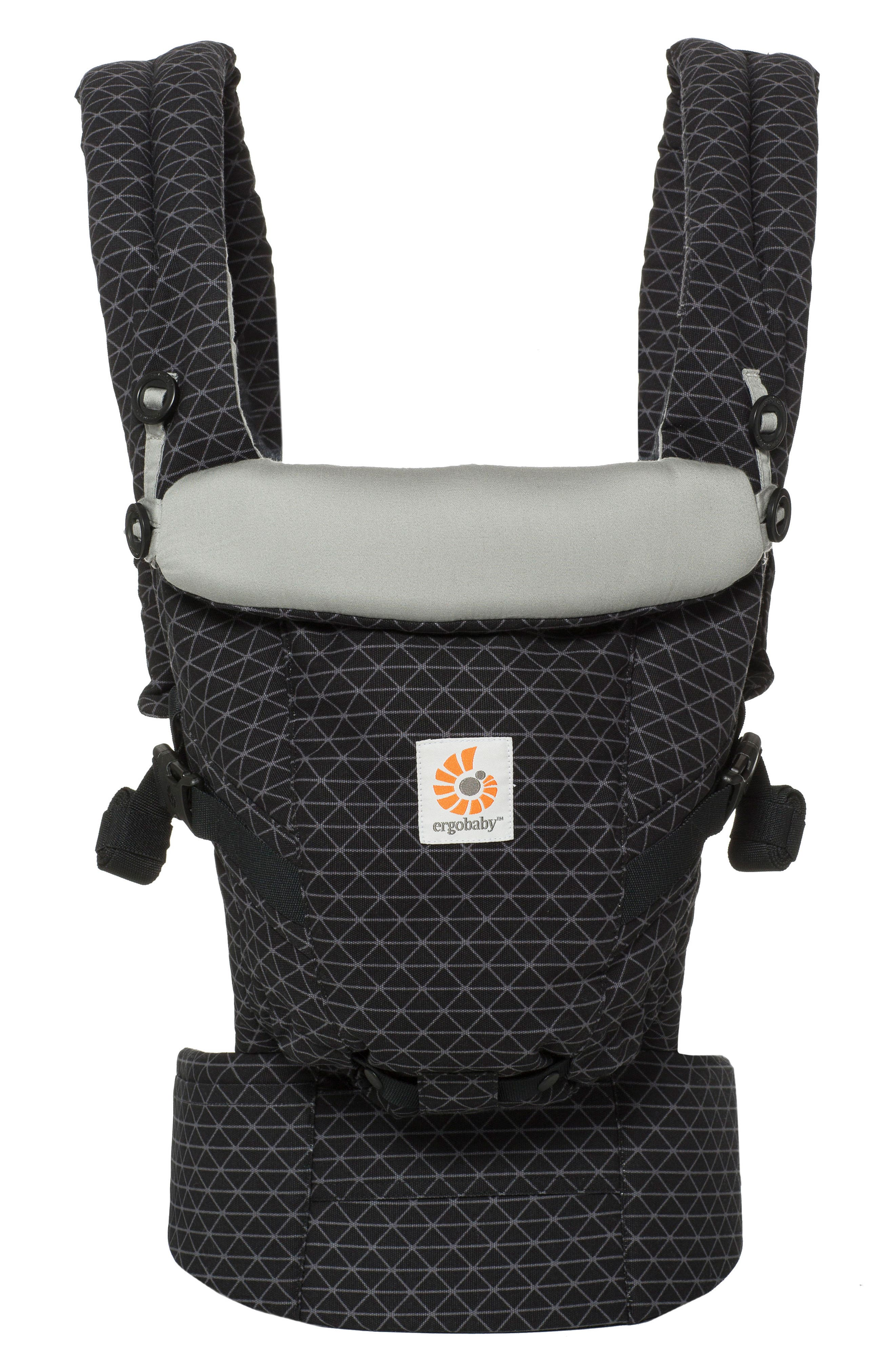 Three Position ADAPT Baby Carrier,                             Main thumbnail 1, color,                             001