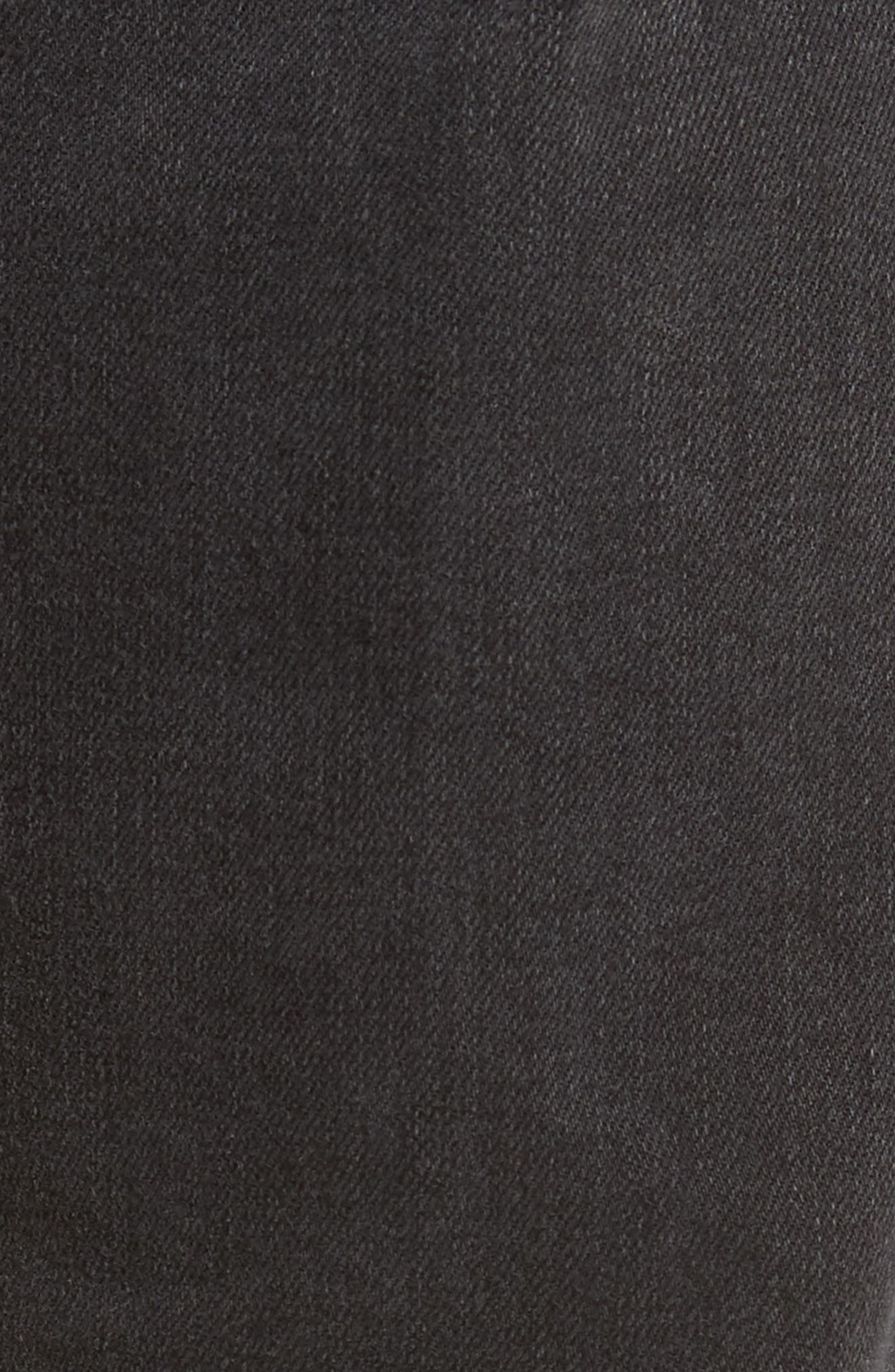 L'Homme Straight Leg Jeans,                             Alternate thumbnail 5, color,                             FADE TO GREY