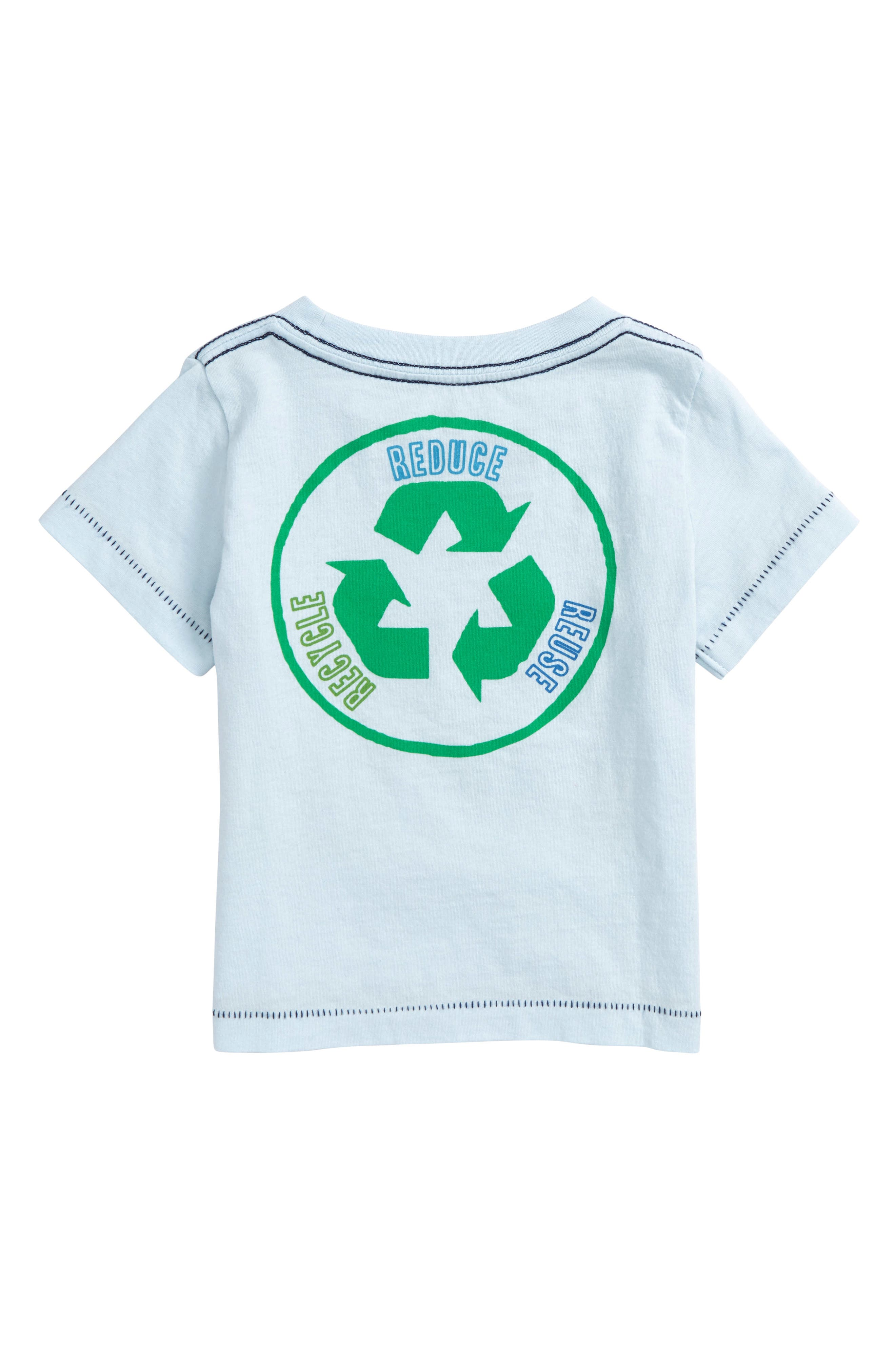 Peek Respect Your Mother Graphic T-Shirt,                             Alternate thumbnail 2, color,                             400